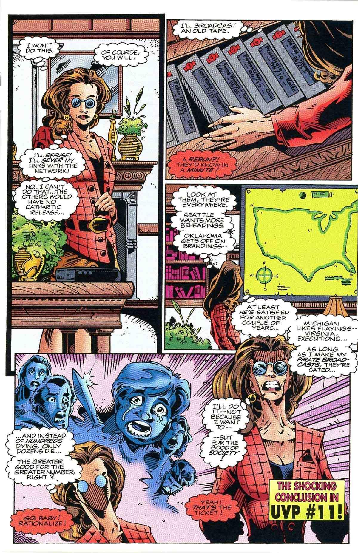 Read online Ultraverse Premiere comic -  Issue #10 - 32