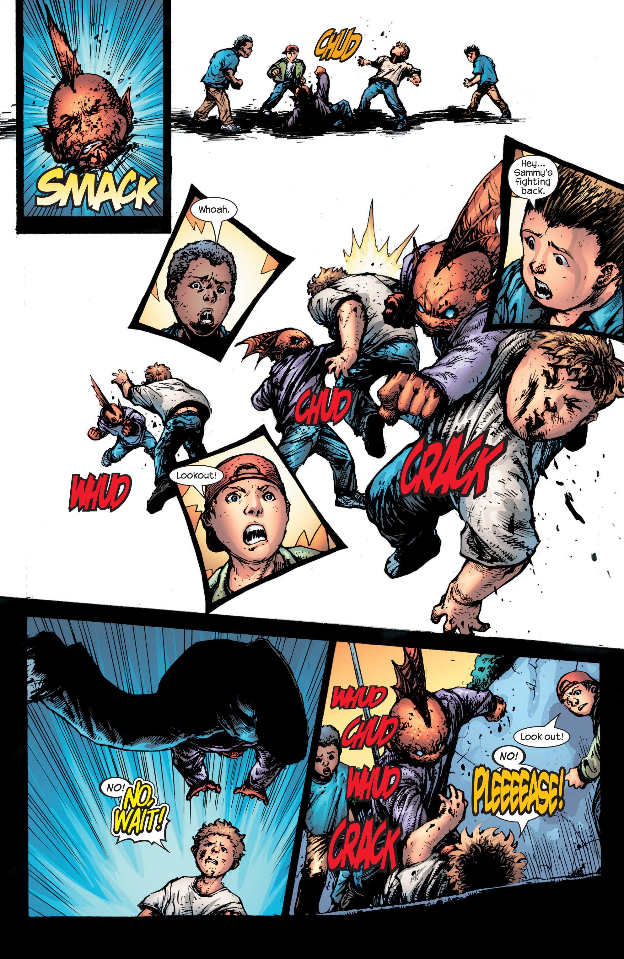 Read online Uncanny X-Men (1963) comic -  Issue #431 - 10