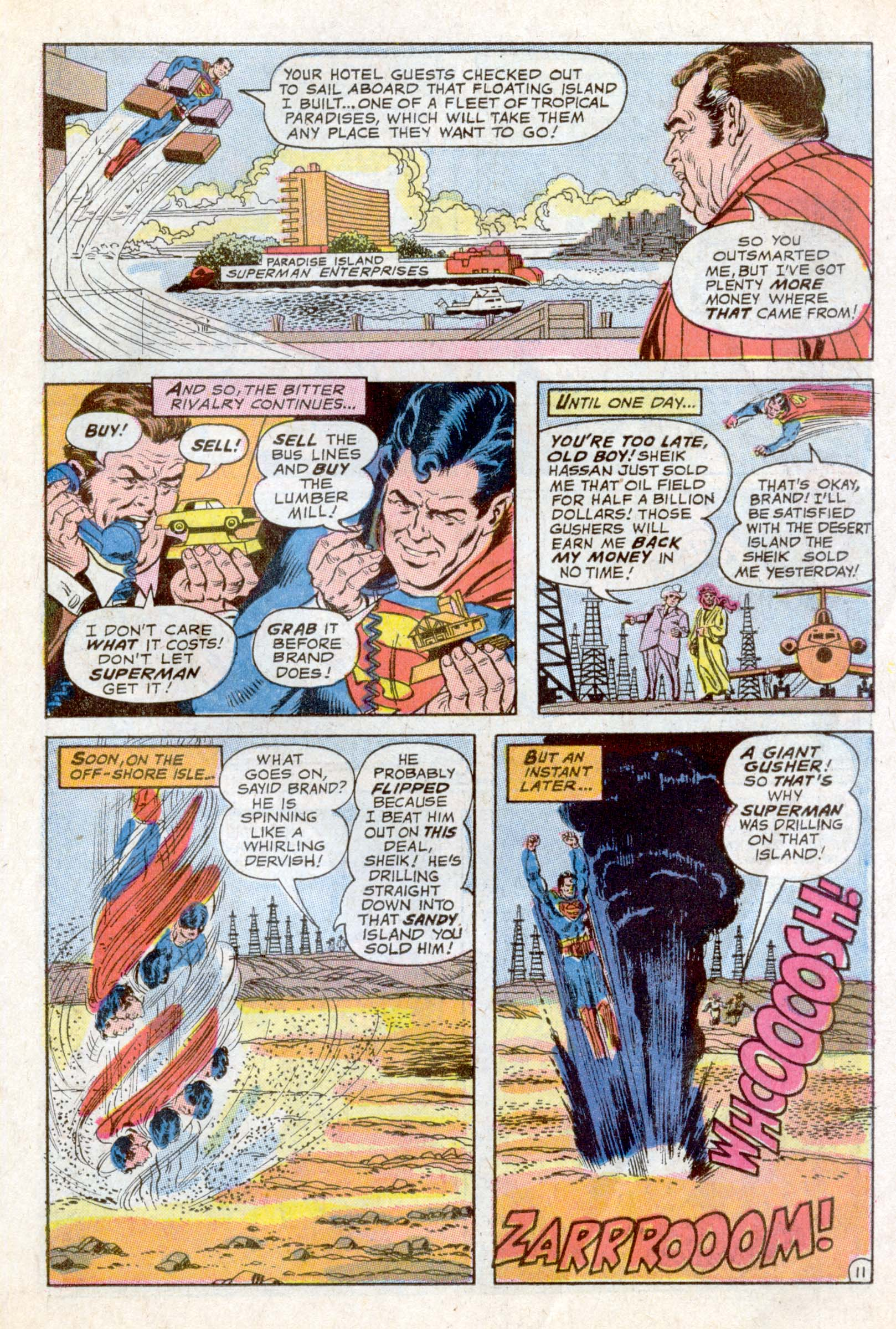 Read online Action Comics (1938) comic -  Issue #394 - 16