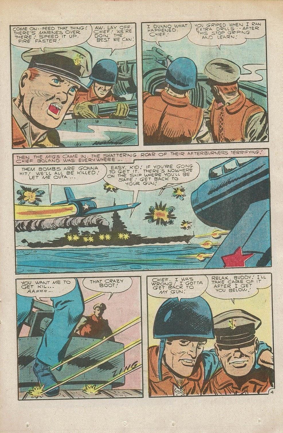 Read online Fightin' Navy comic -  Issue #126 - 21