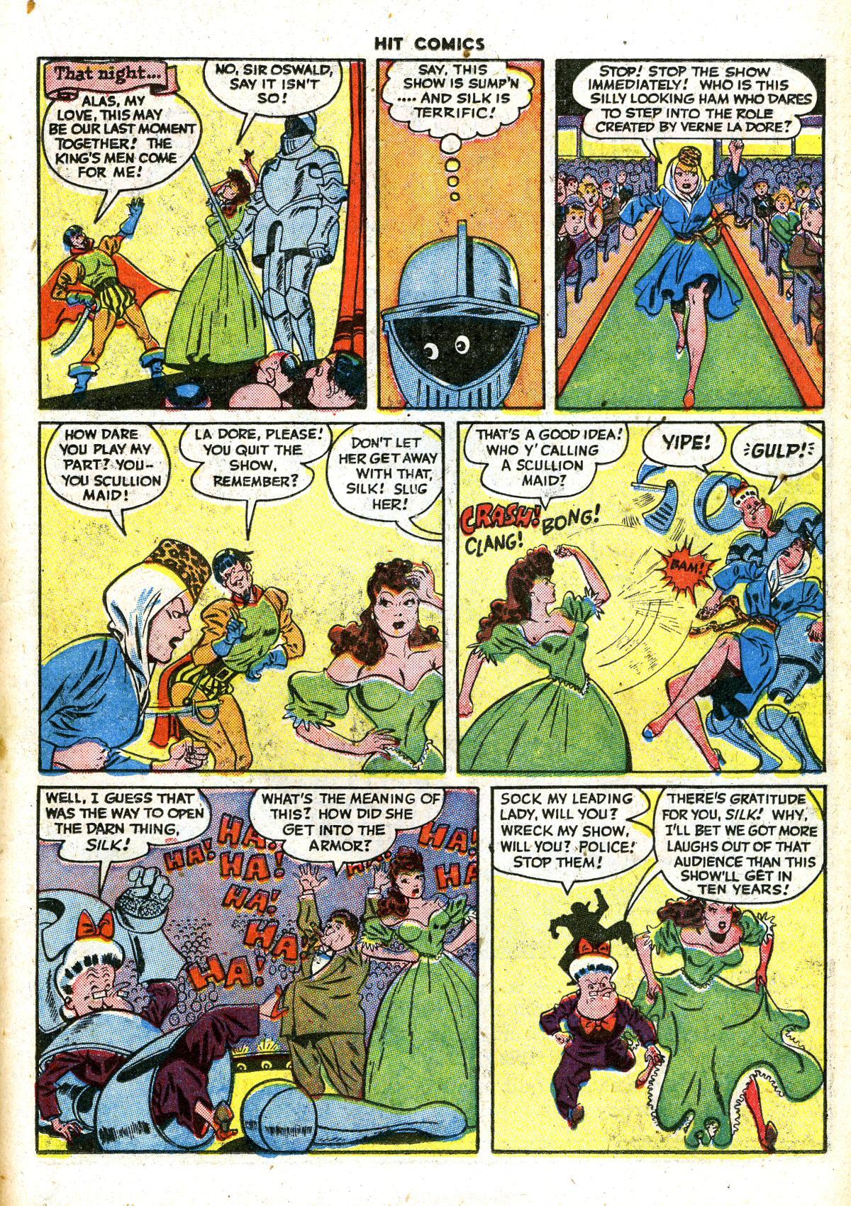 Read online Hit Comics comic -  Issue #41 - 29