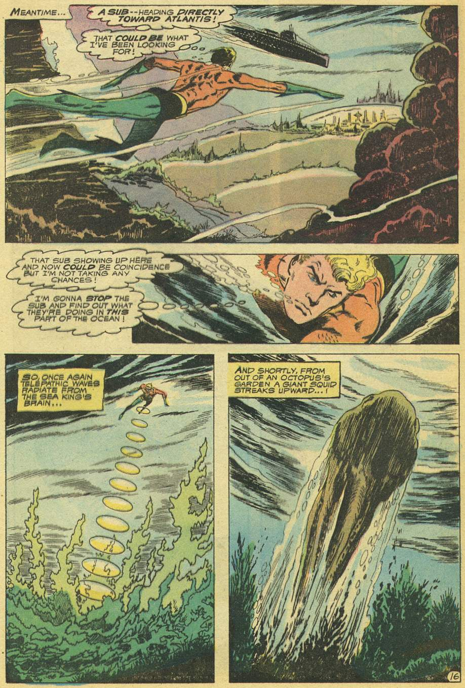 Read online Aquaman (1962) comic -  Issue #53 - 20
