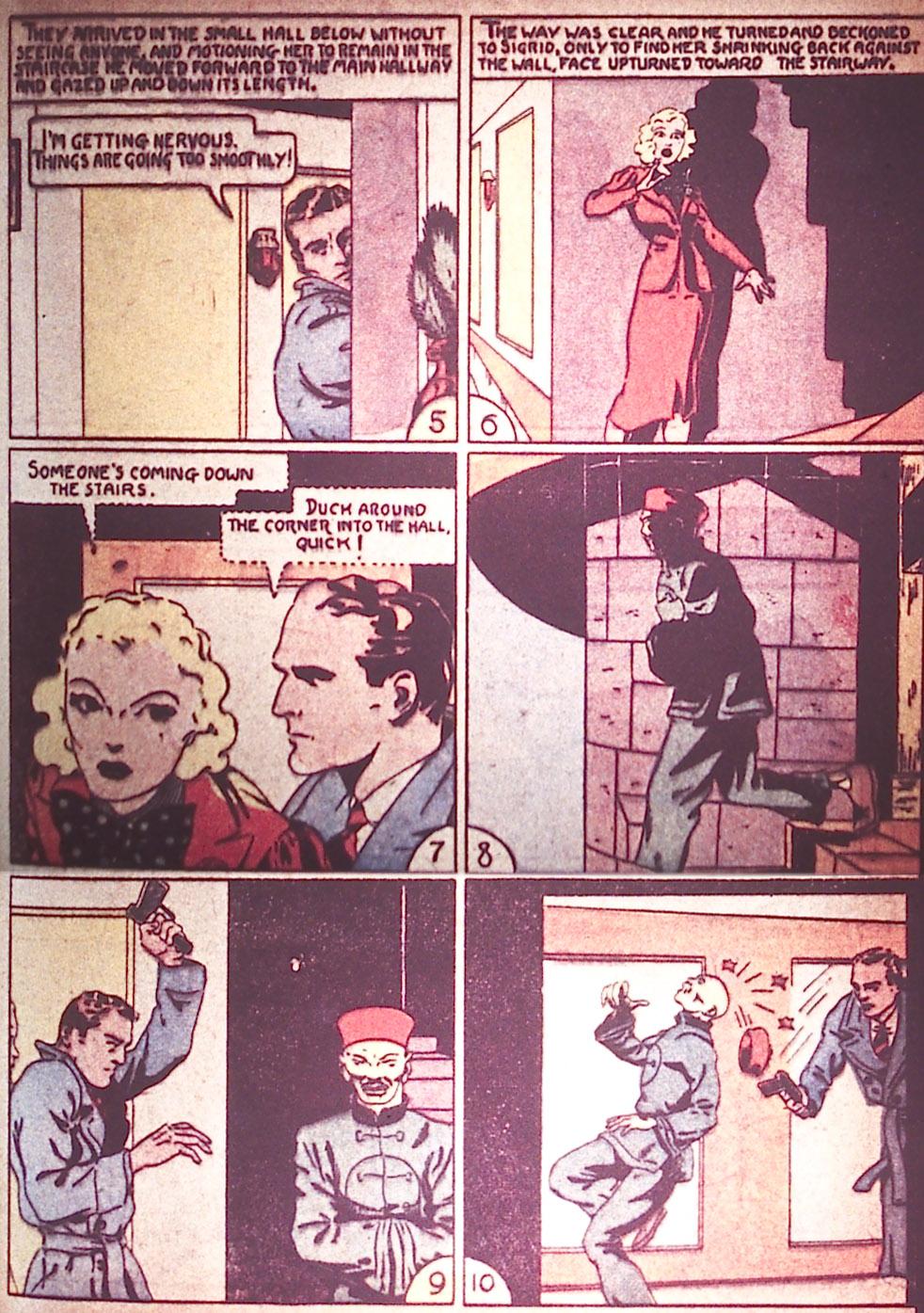Detective Comics (1937) 6 Page 22