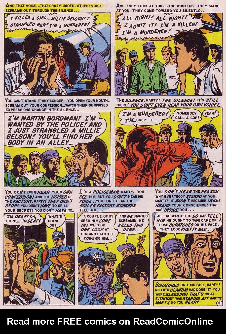 Read online Shock SuspenStories comic -  Issue #15 - 23