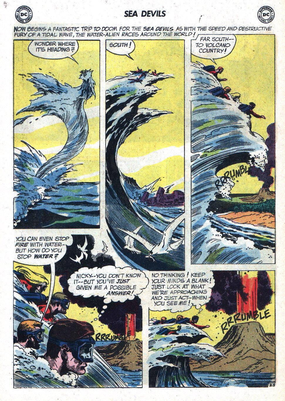 Read online Sea Devils comic -  Issue #7 - 31