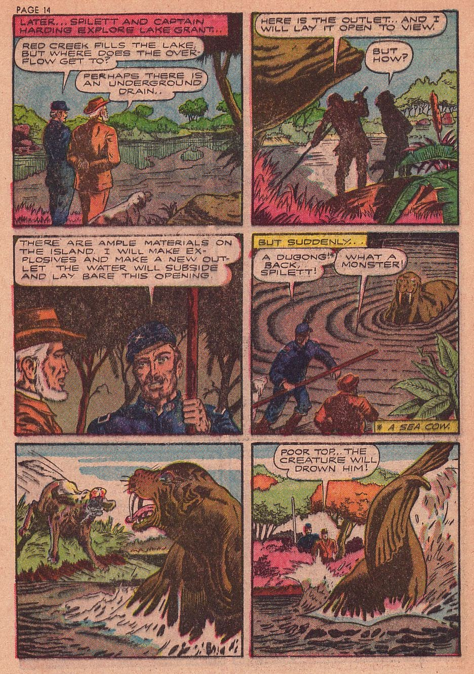 Classics Illustrated issue 34 - Page 13
