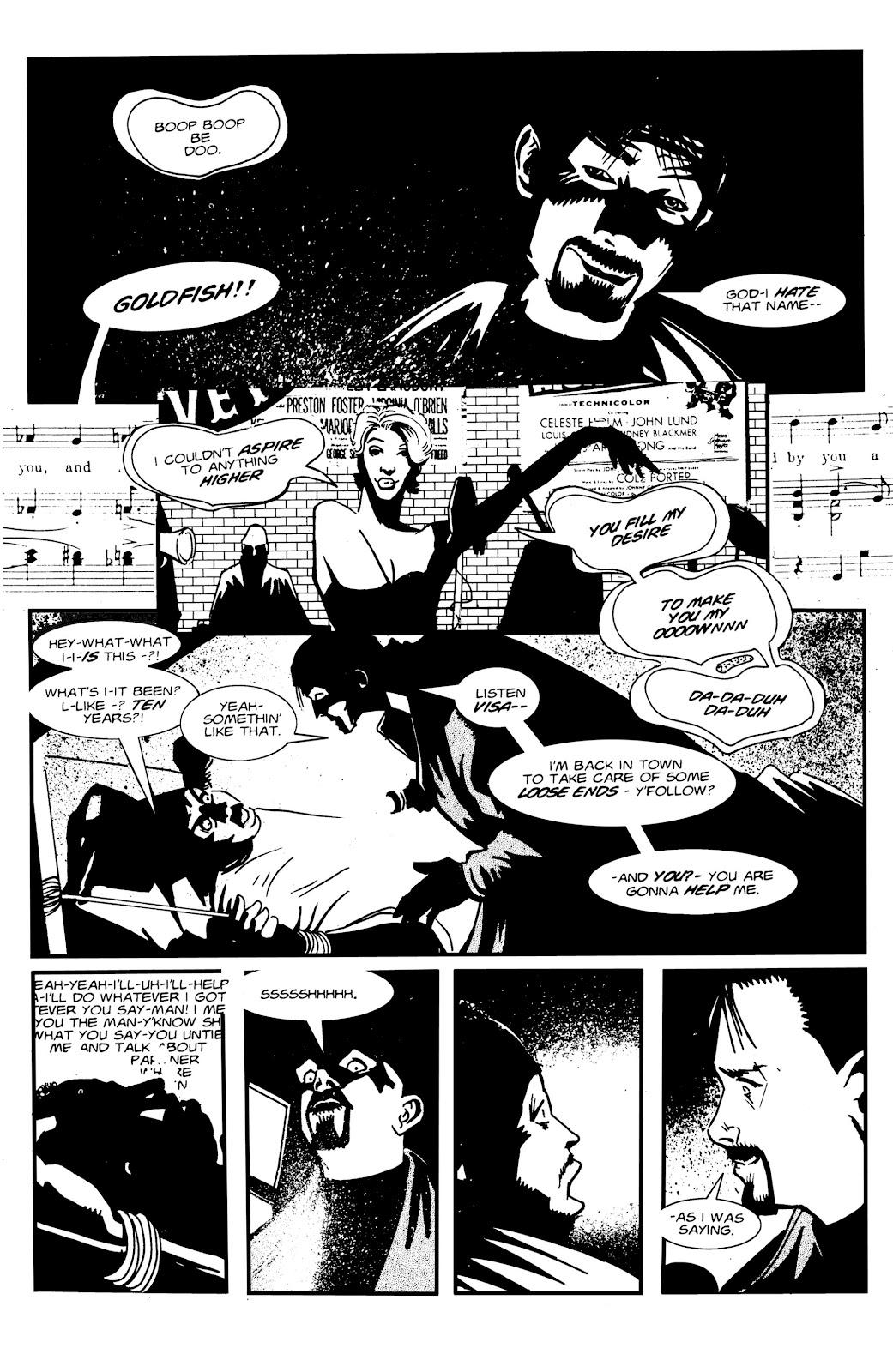 Read online Goldfish comic -  Issue # TPB (Part 1) - 19
