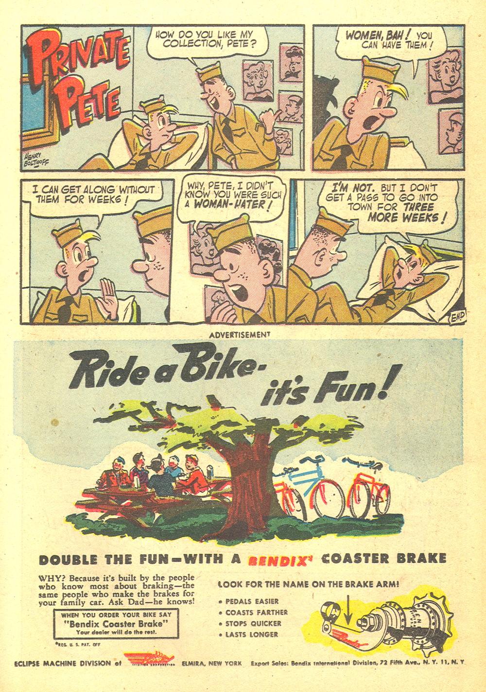 Read online Adventure Comics (1938) comic -  Issue #176 - 23