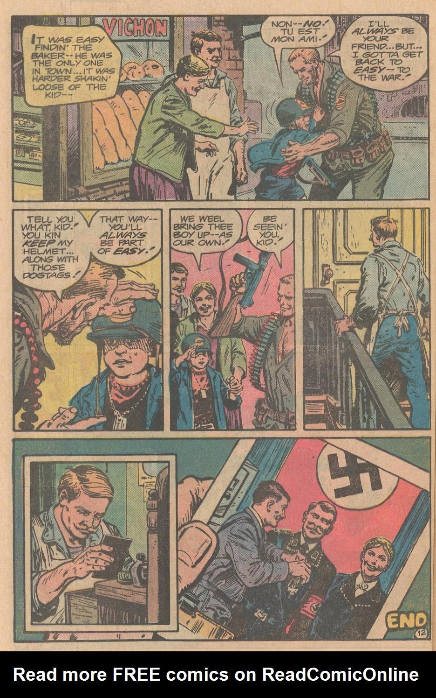 Read online Sgt. Rock comic -  Issue #357 - 13