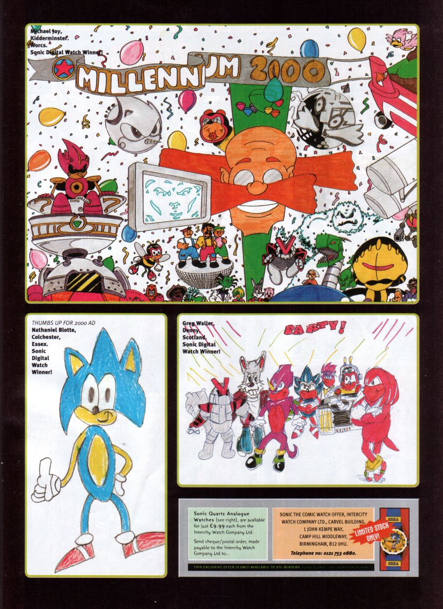 Read online Sonic the Comic comic -  Issue #173 - 12