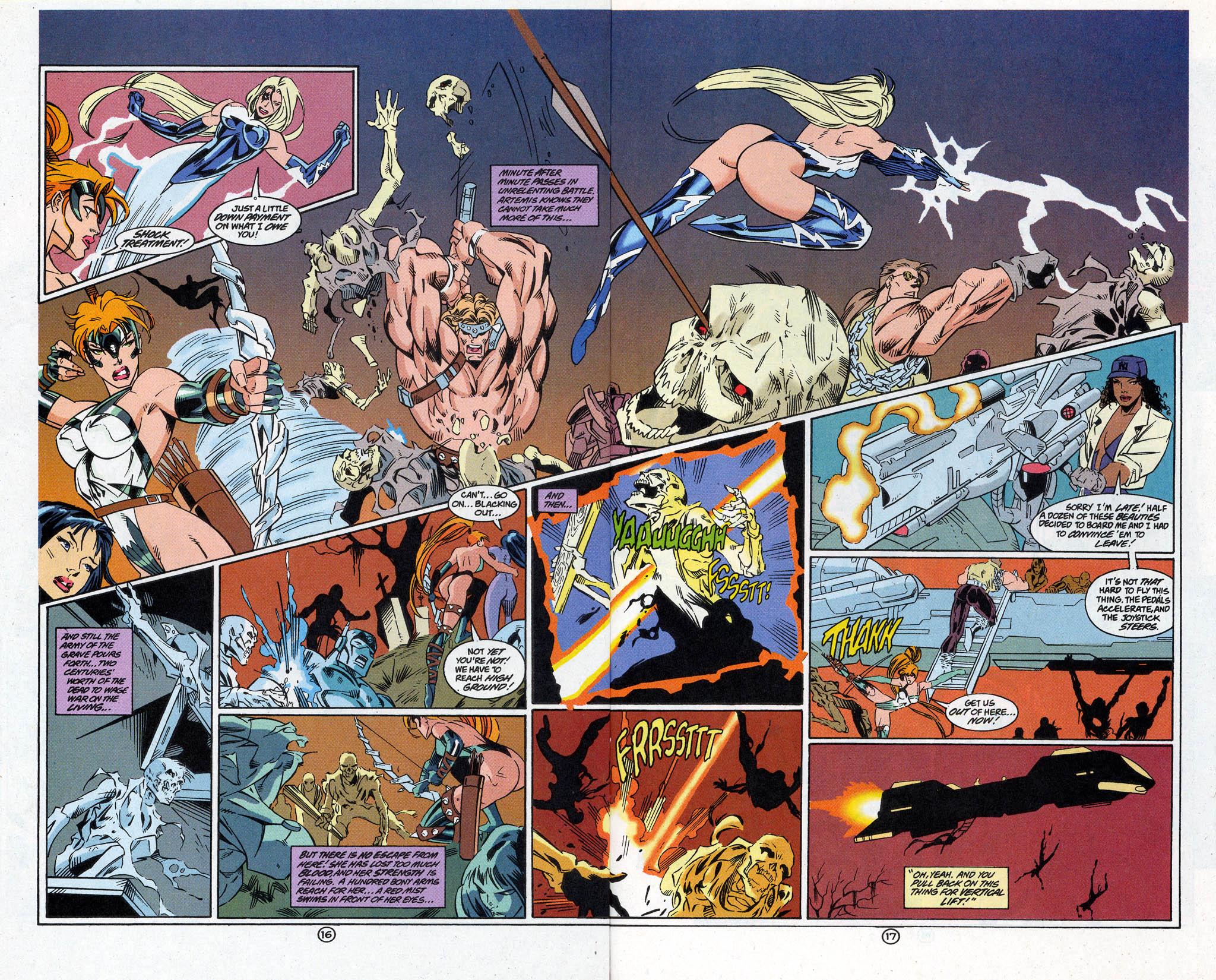 Read online Artemis: Requiem comic -  Issue #5 - 24