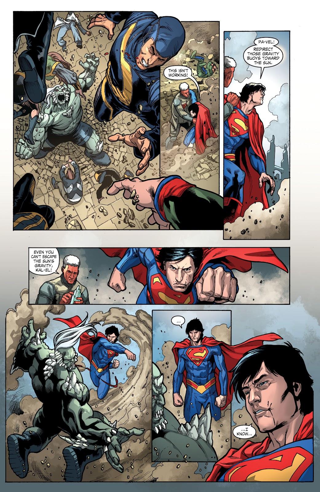 Read online Smallville Season 11 [II] comic -  Issue # TPB 4 - 89