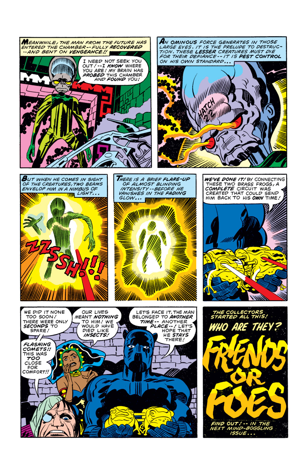 Black Panther (1977) issue 3 - Page 18
