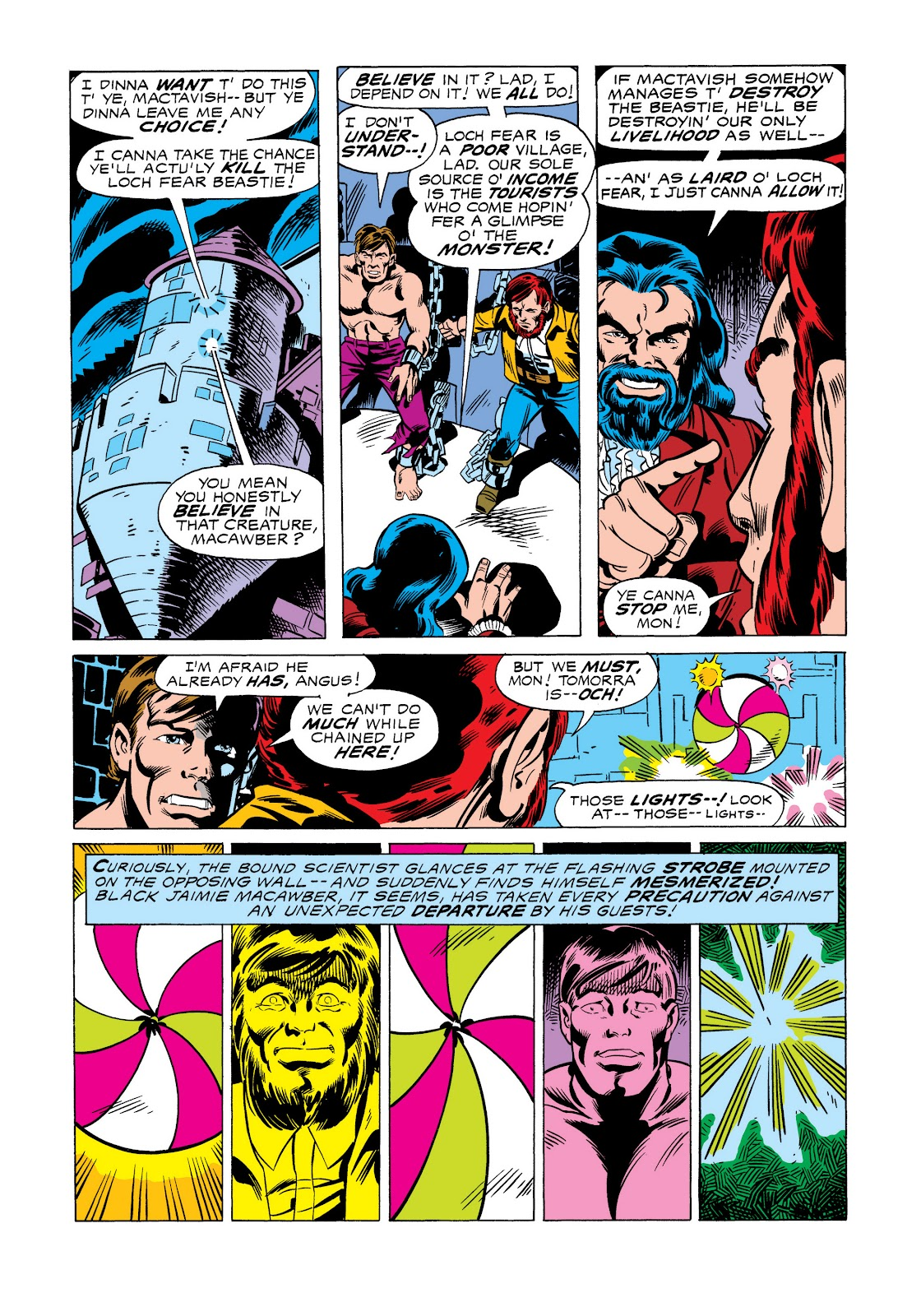 Read online Marvel Masterworks: The Incredible Hulk comic -  Issue # TPB 11 (Part 2) - 67