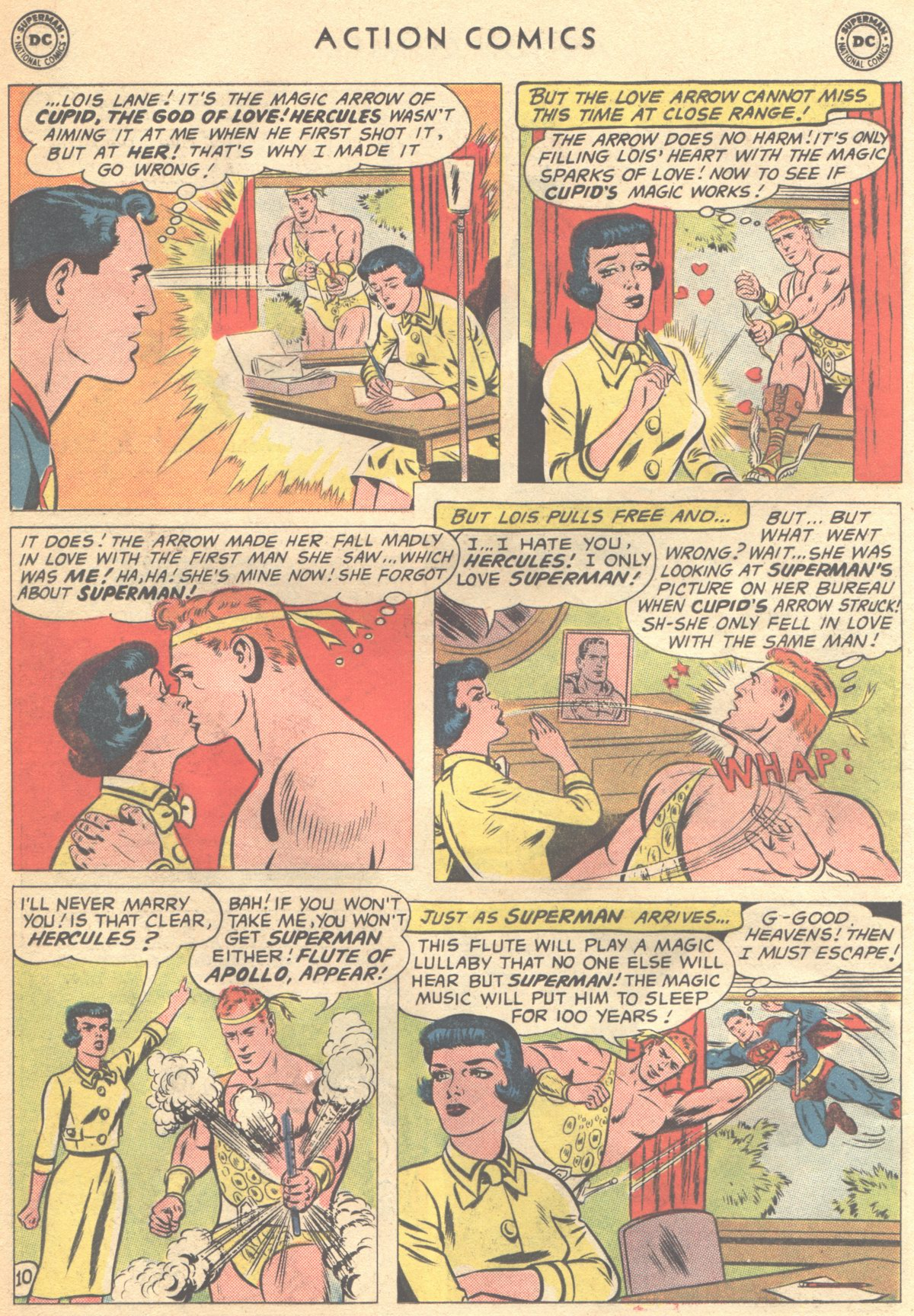 Read online Action Comics (1938) comic -  Issue #268 - 12