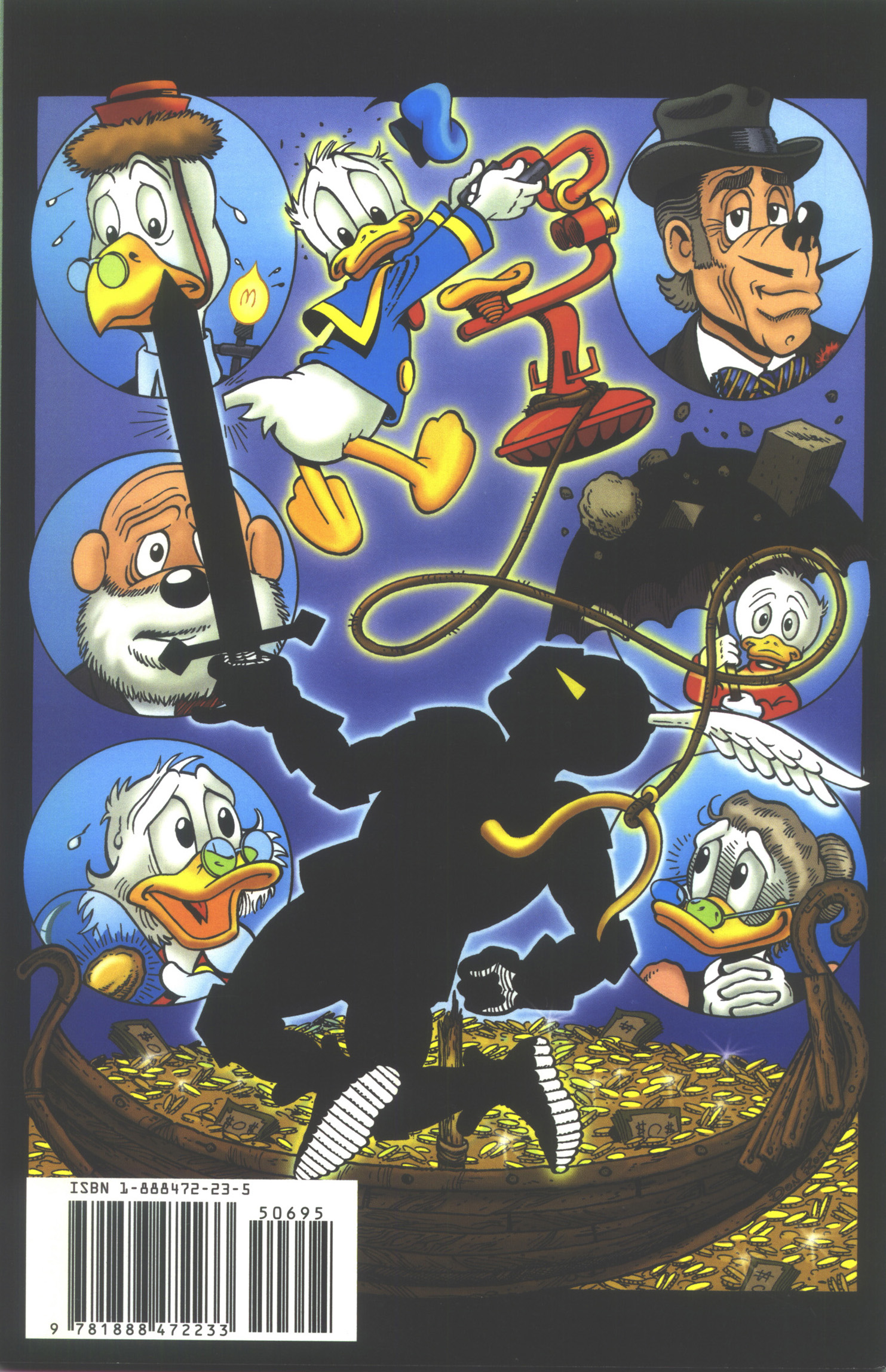 Read online Uncle Scrooge (1953) comic -  Issue #354 - 68