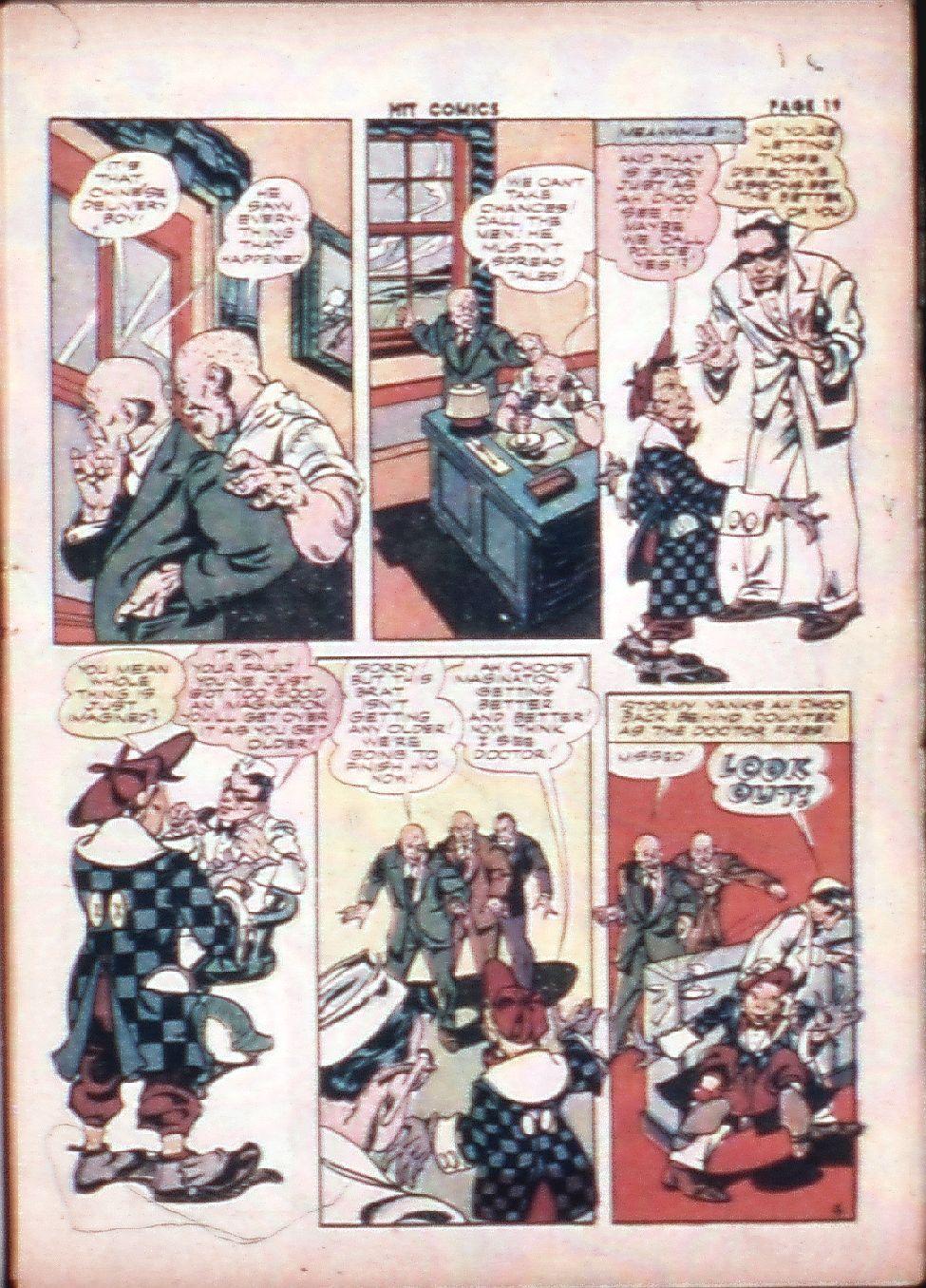 Read online Hit Comics comic -  Issue #29 - 21