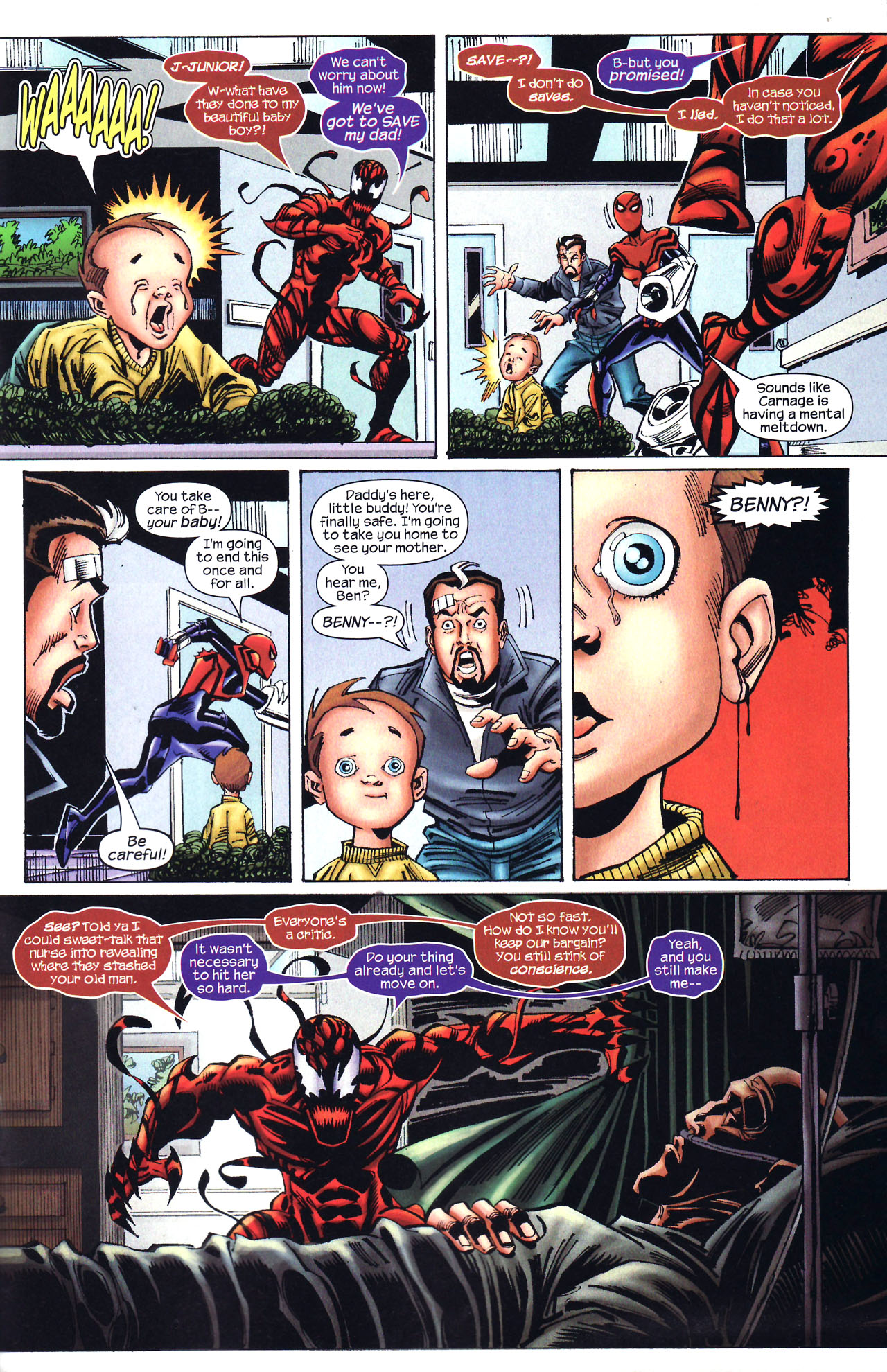 Read online Amazing Spider-Girl comic -  Issue #12 - 20