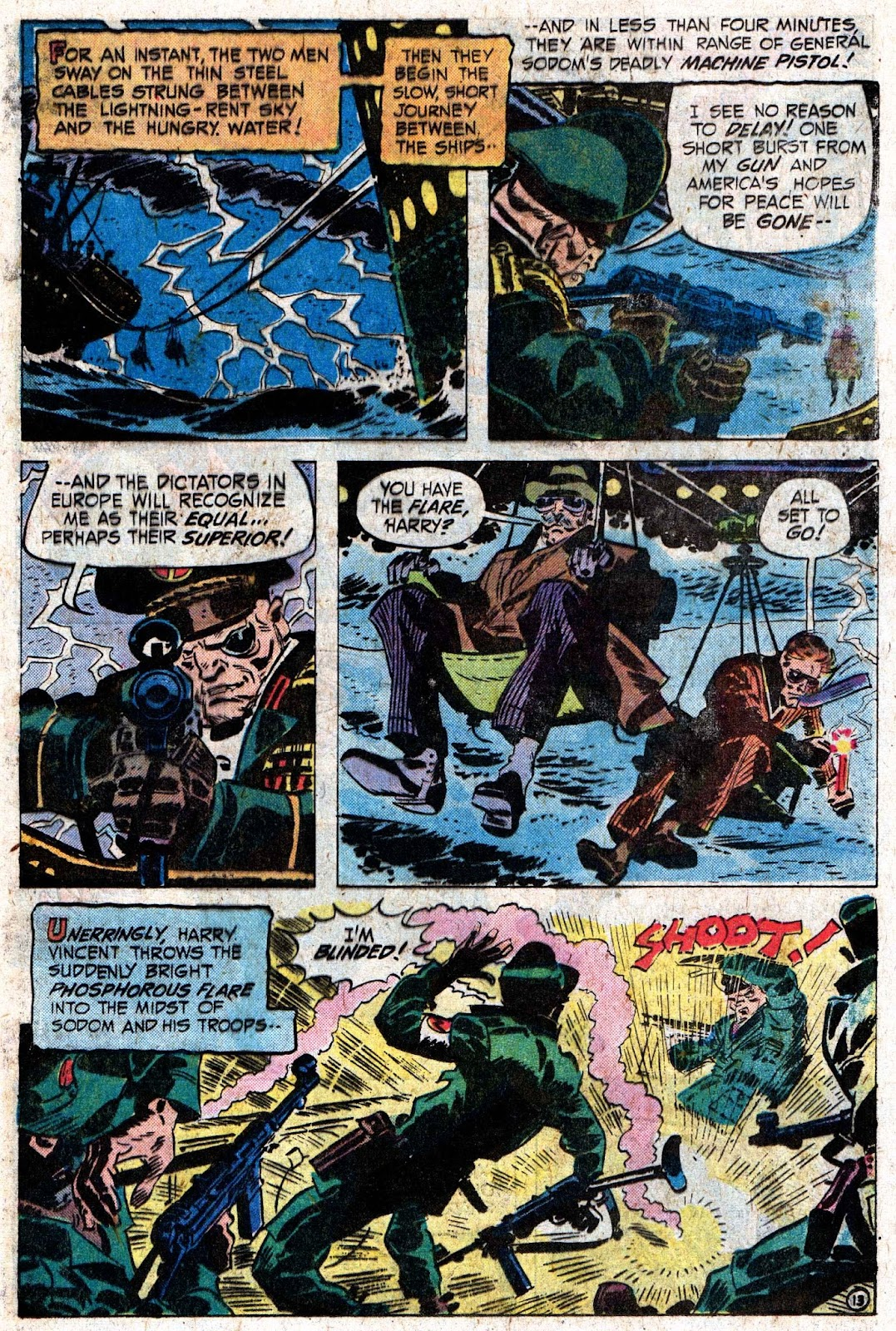 The Shadow (1973) issue 5 - Page 20