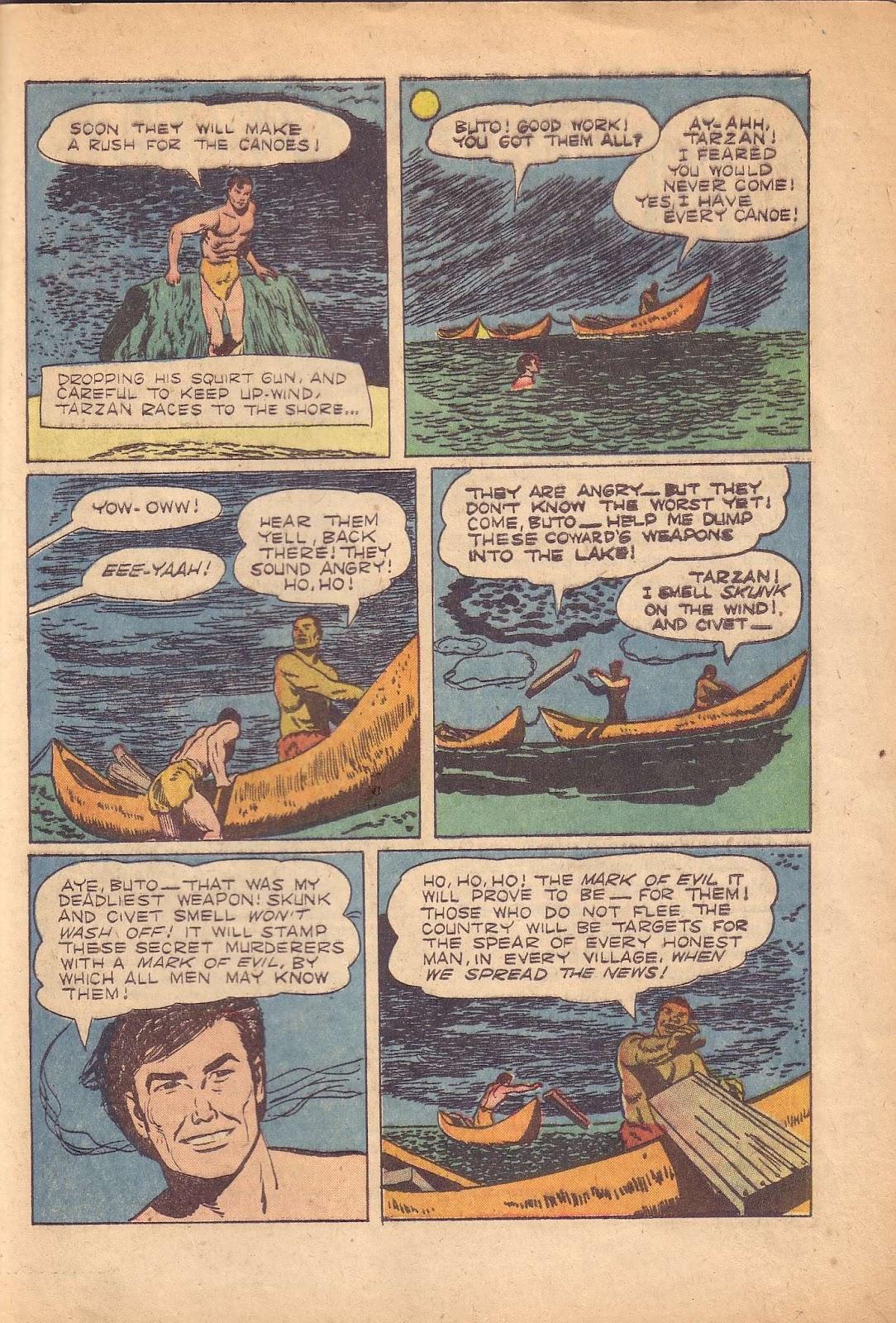 Tarzan (1948) issue 50 - Page 41