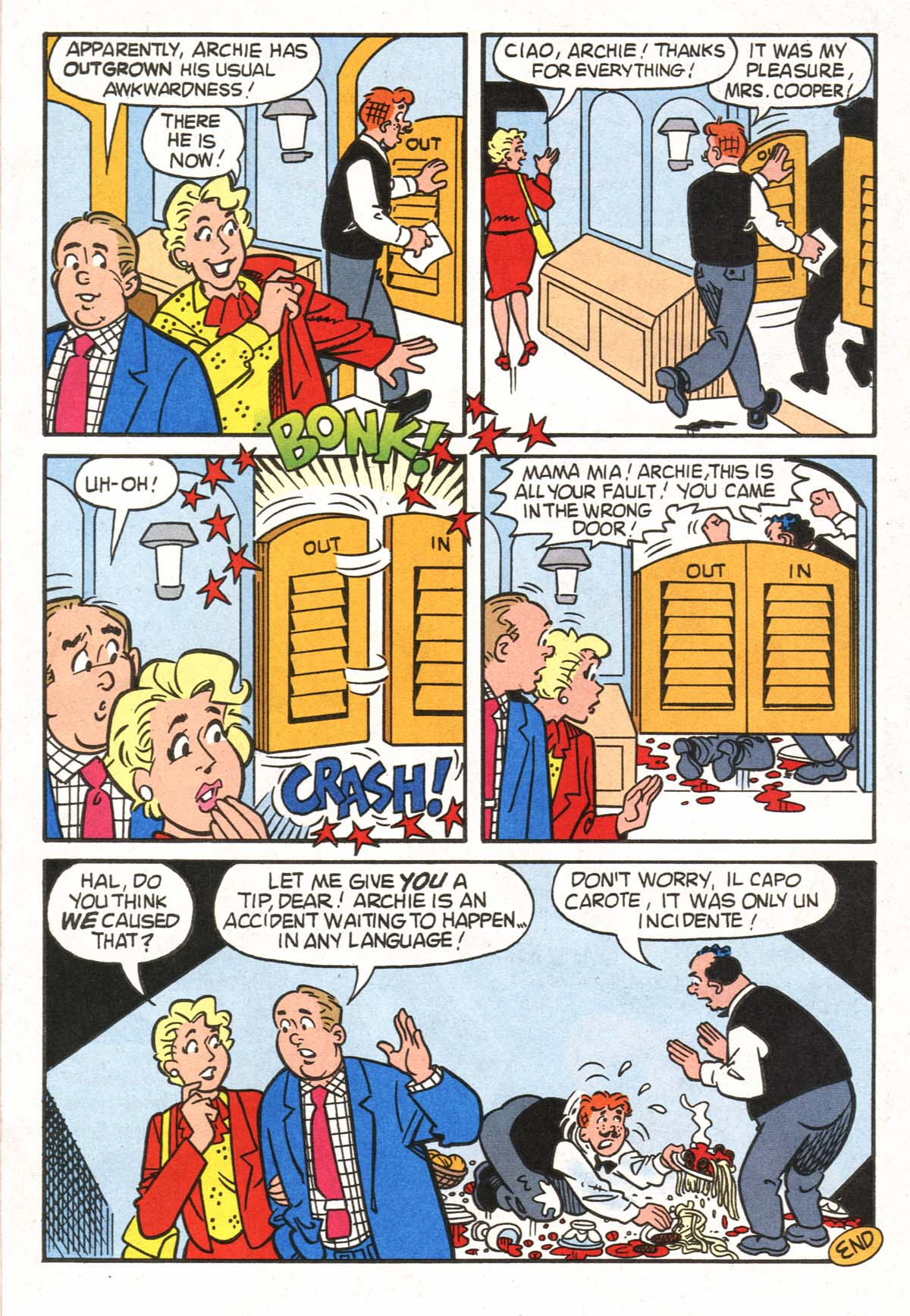Read online Archie (1960) comic -  Issue #522 - 13