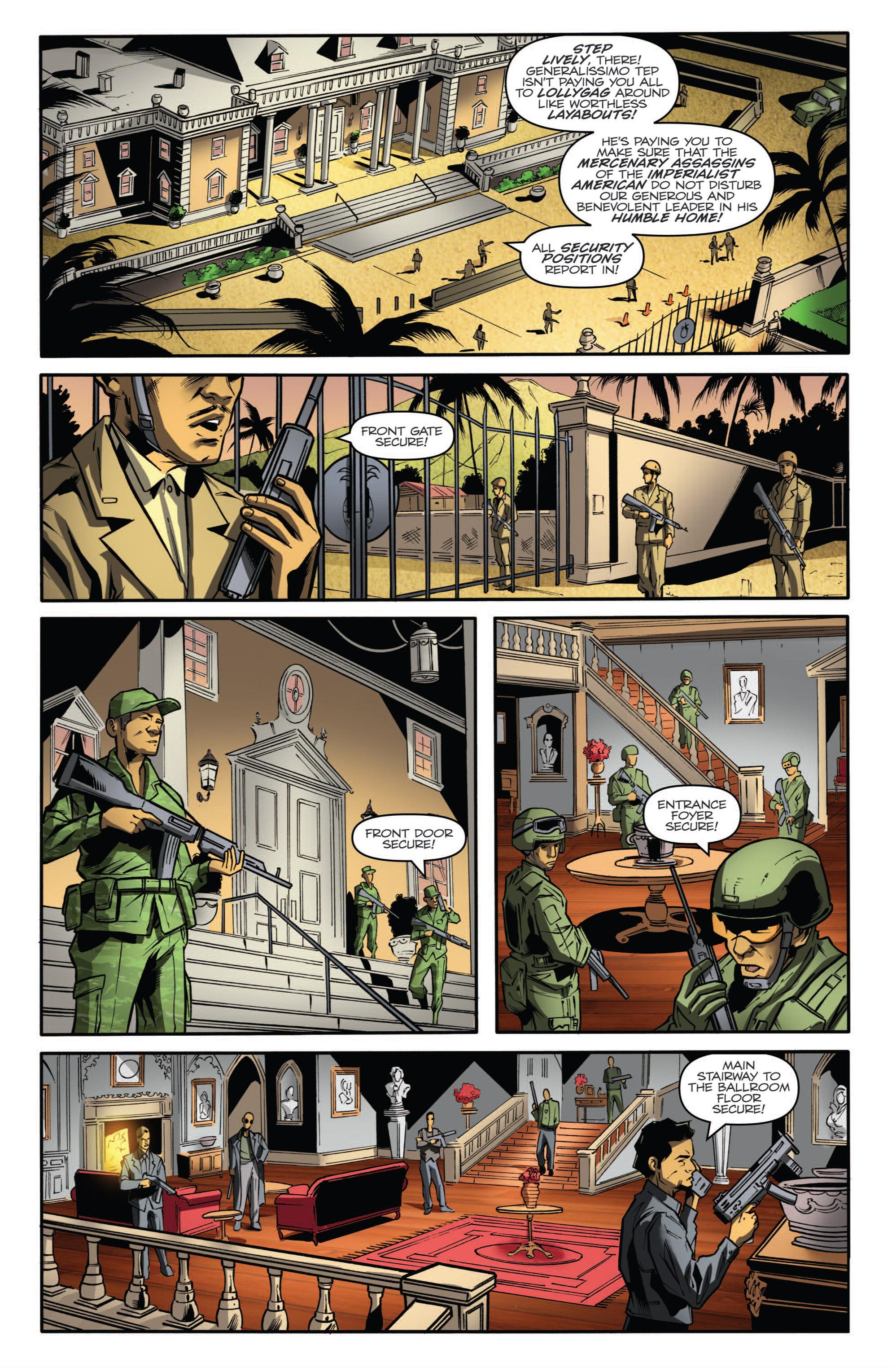 G.I. Joe: A Real American Hero 191 Page 7