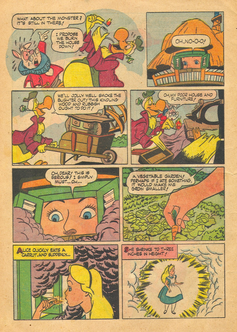 Four Color Comics issue 331 - Page 16