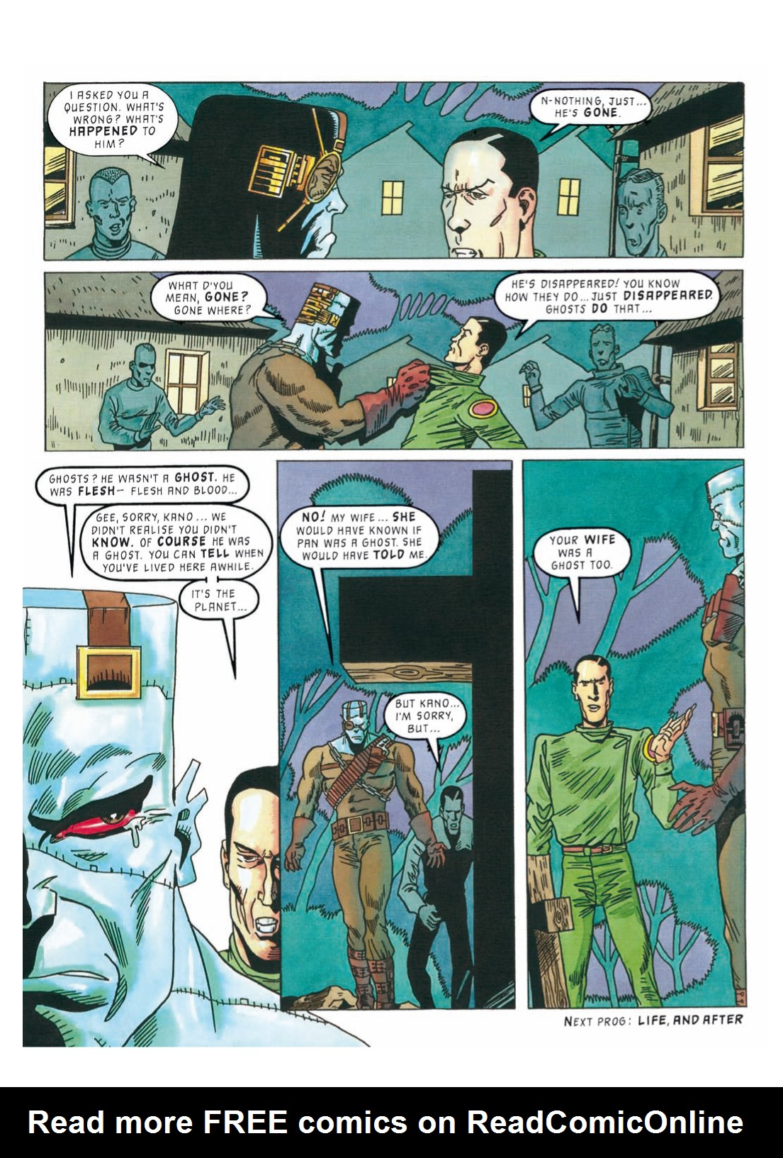 Read online The Complete Bad Company comic -  Issue # TPB - 316