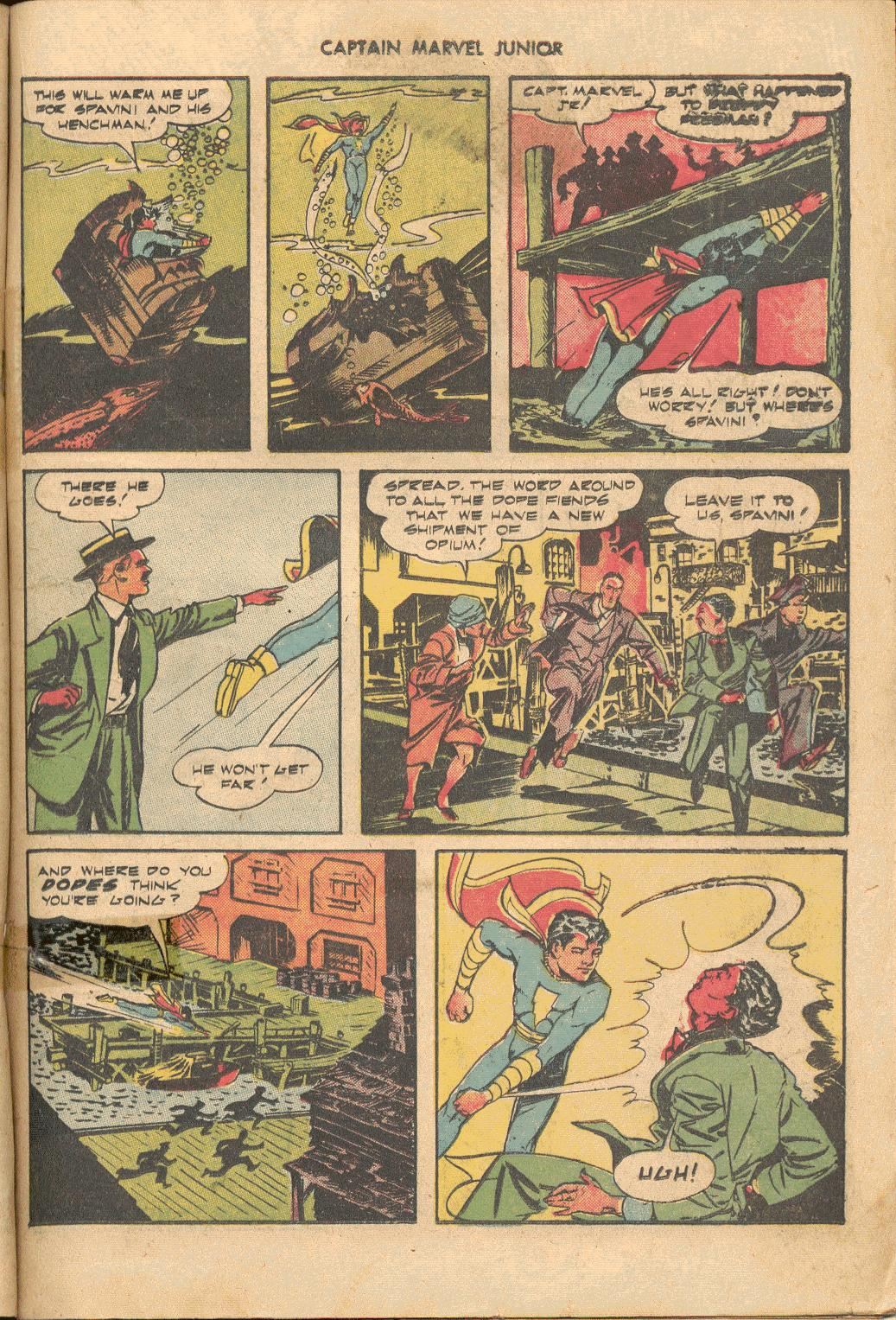 Captain Marvel, Jr. issue 38 - Page 28