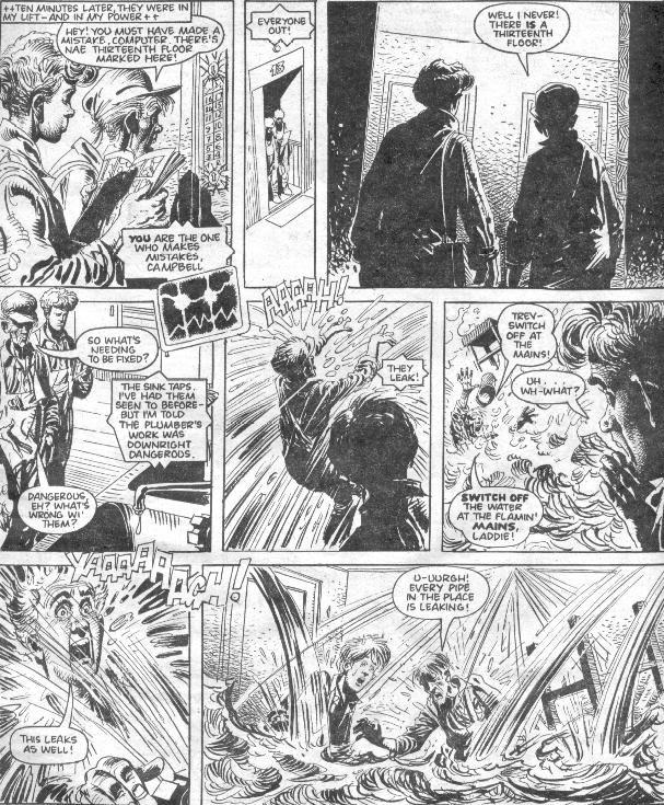 Read online The Thirteenth Floor (2007) comic -  Issue # Full - 39