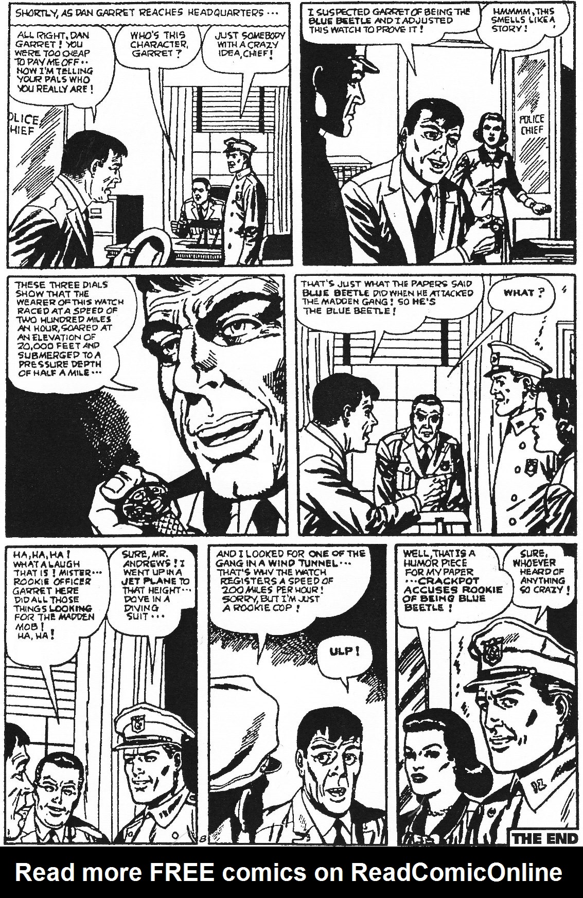 Read online Men of Mystery Comics comic -  Issue #57 - 49
