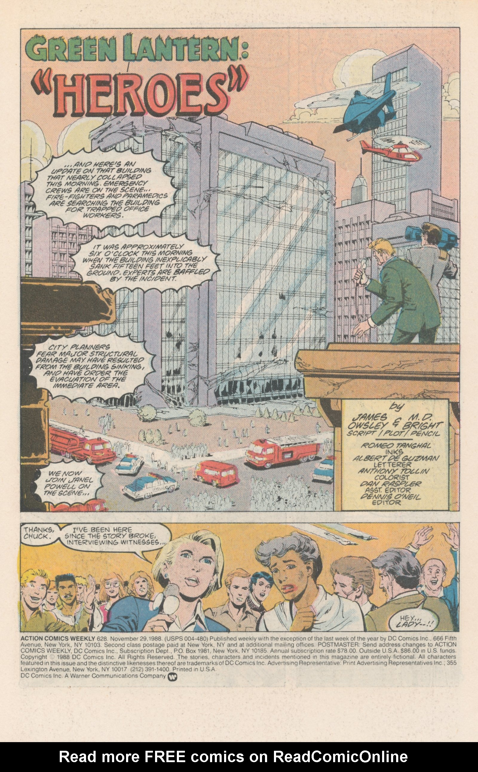 Read online Action Comics (1938) comic -  Issue #628 - 3