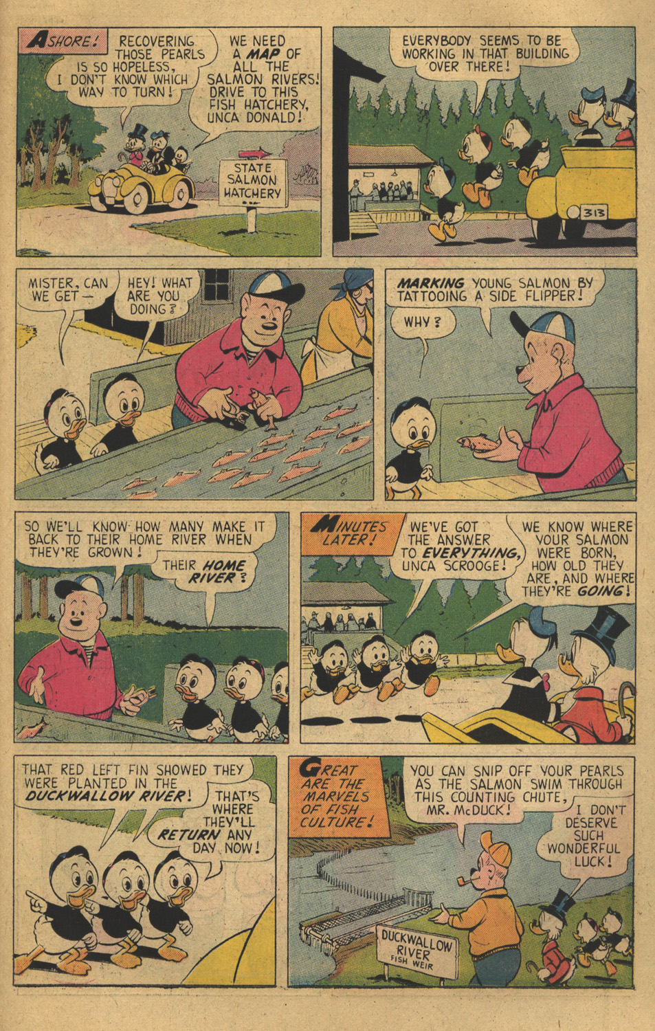 Read online Uncle Scrooge (1953) comic -  Issue #136 - 11