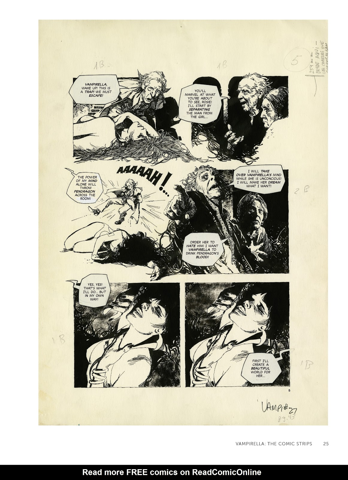 Read online The Art of Jose Gonzalez comic -  Issue # TPB (Part 1) - 26