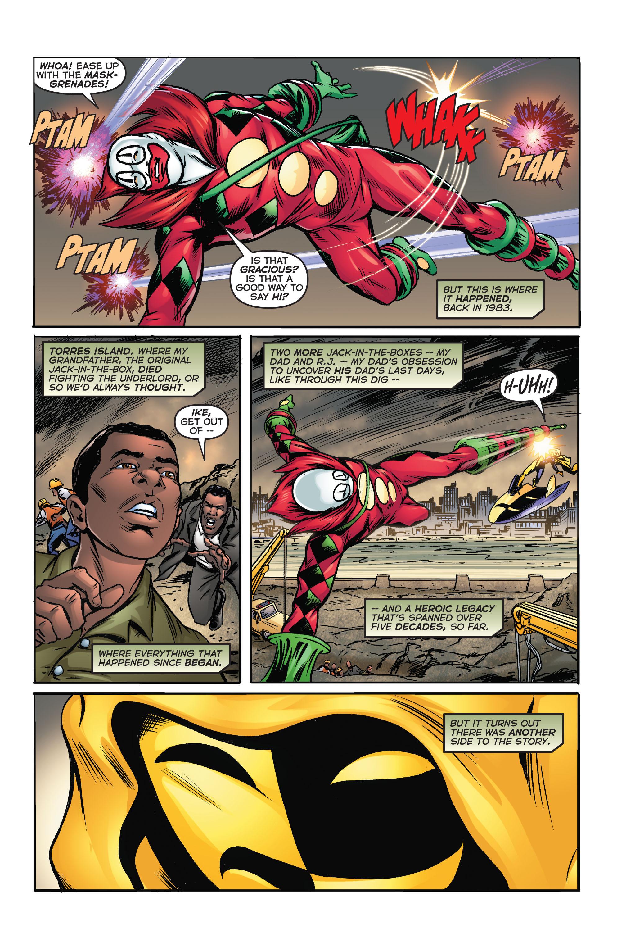Read online Astro City comic -  Issue #36 - 3