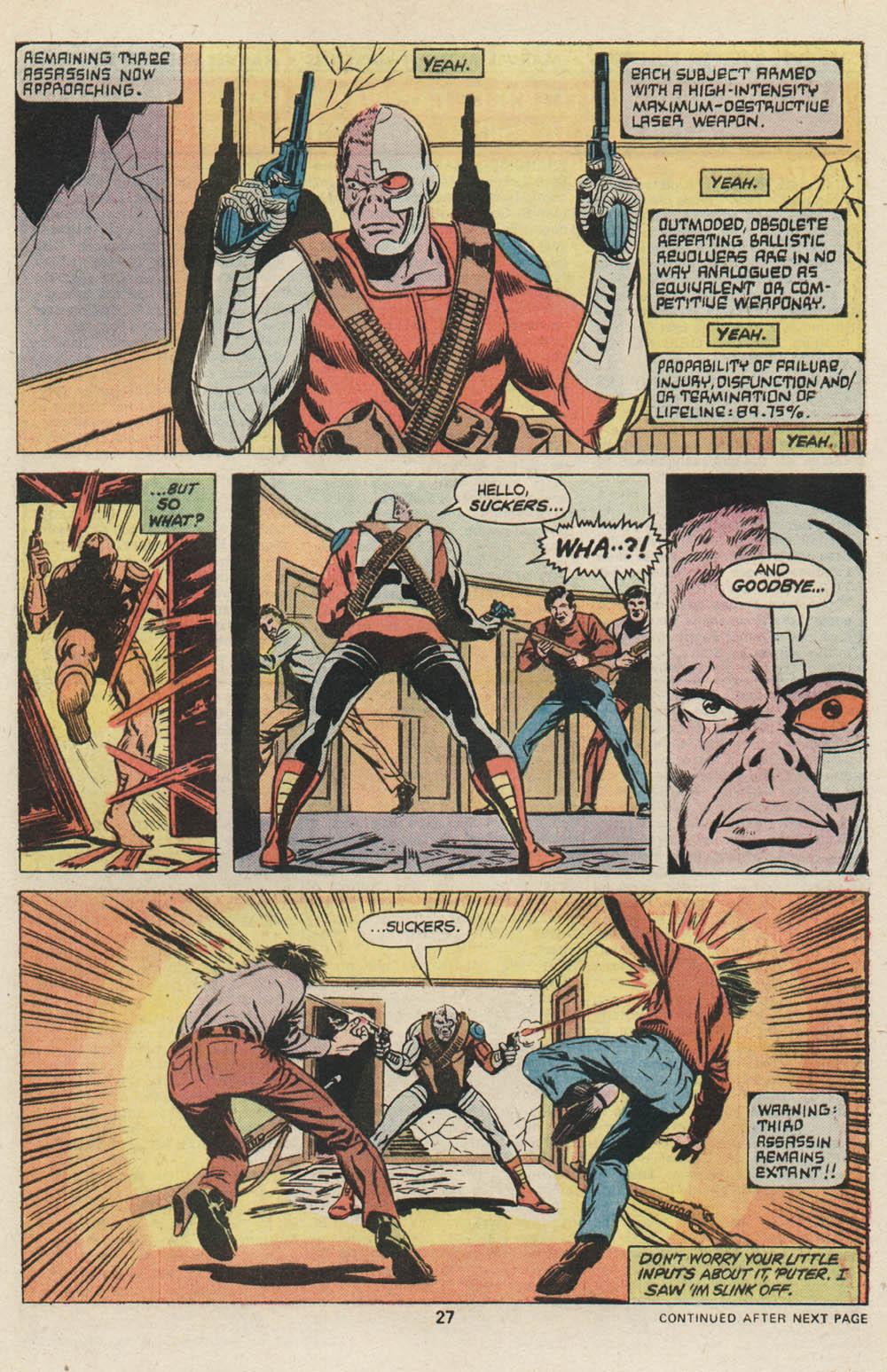 Read online Astonishing Tales (1970) comic -  Issue #30 - 17
