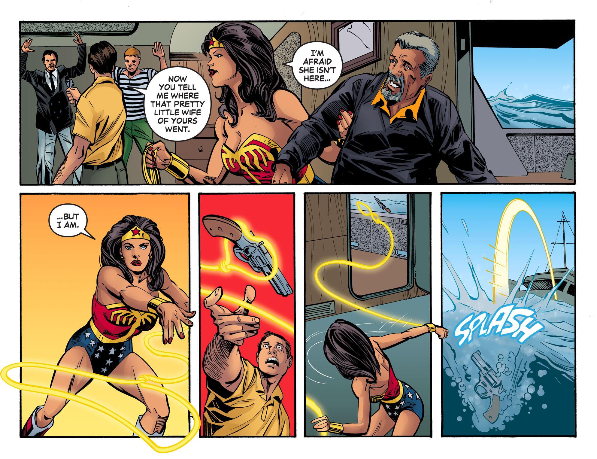 Read online Wonder Woman '77 [I] comic -  Issue #20 - 11