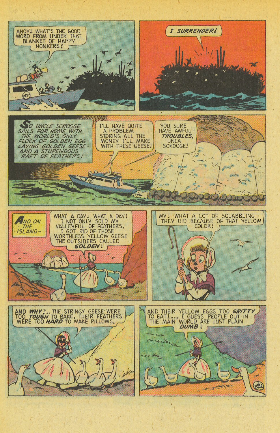 Read online Uncle Scrooge (1953) comic -  Issue #139 - 28