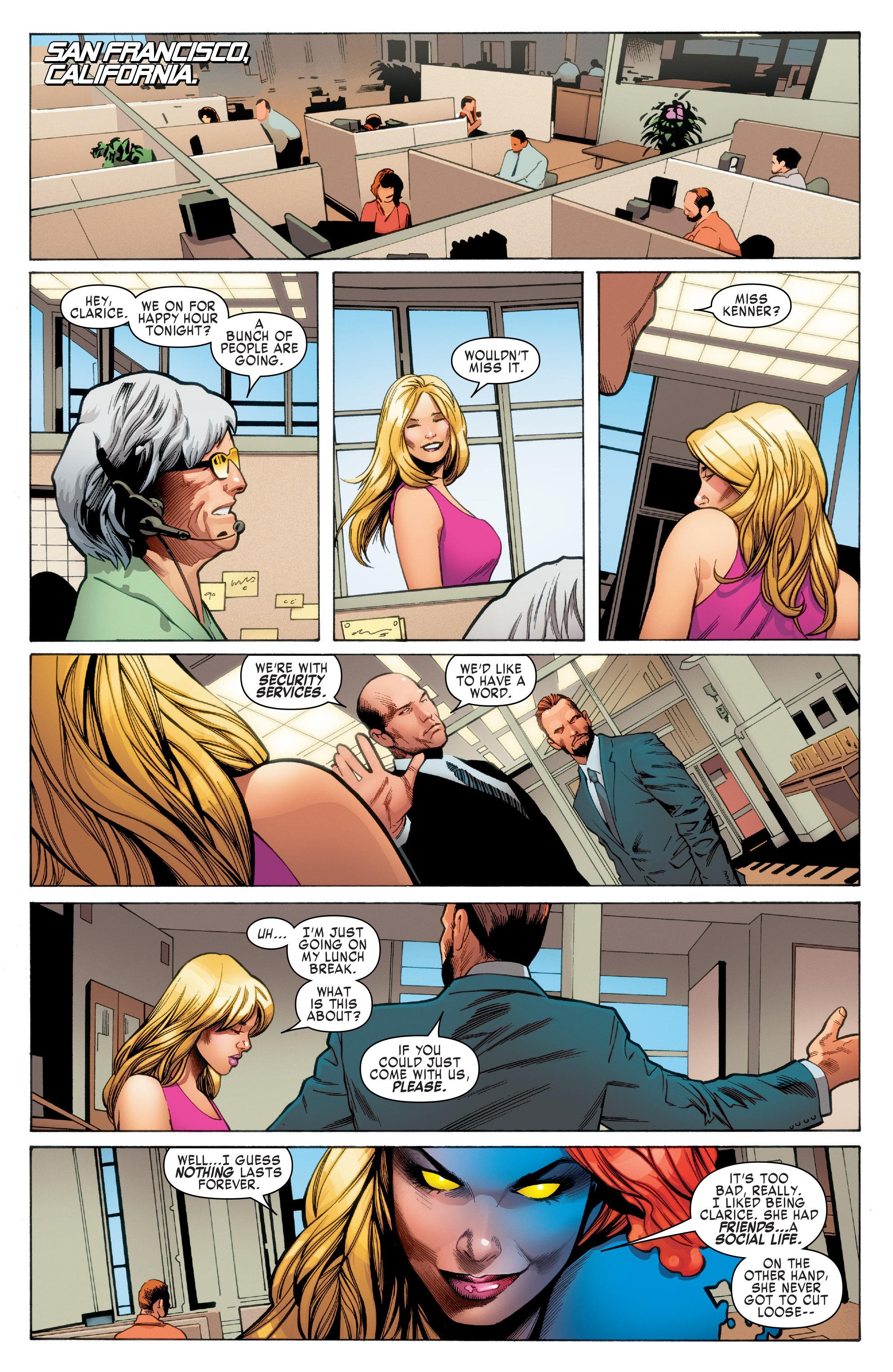 Read online Uncanny X-Men (2016) comic -  Issue #2 - 3