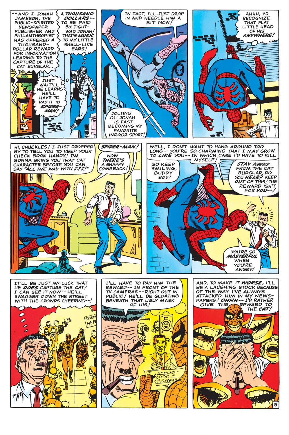 The Amazing Spider-Man (1963) 30 Page 5