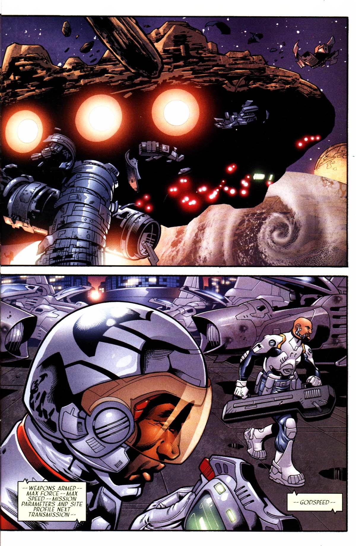 Read online Sigil (2000) comic -  Issue #23 - 11