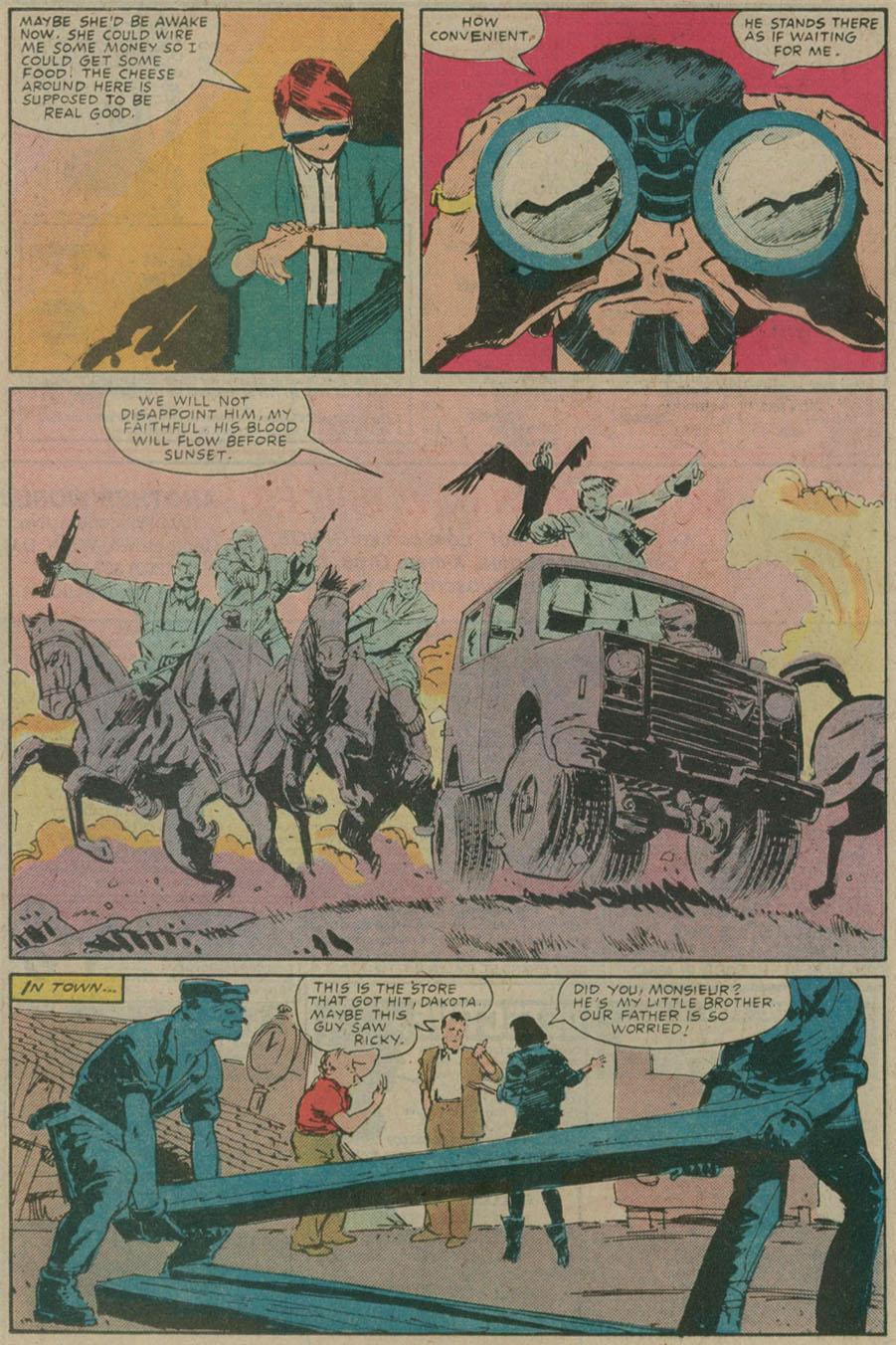 Read online Dakota North comic -  Issue #4 - 18