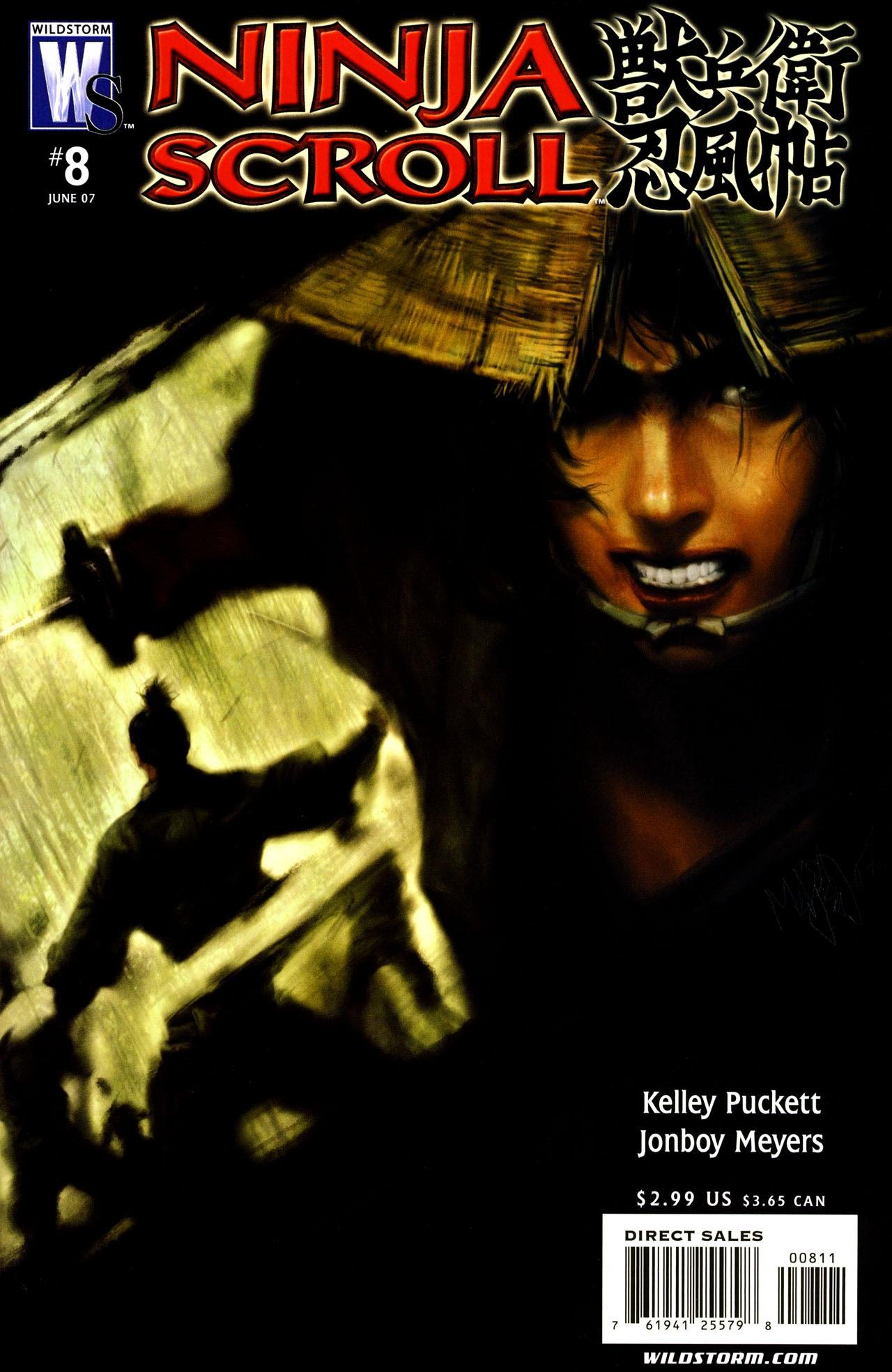 Ninja Scroll 008 Read All Comics Online For Free