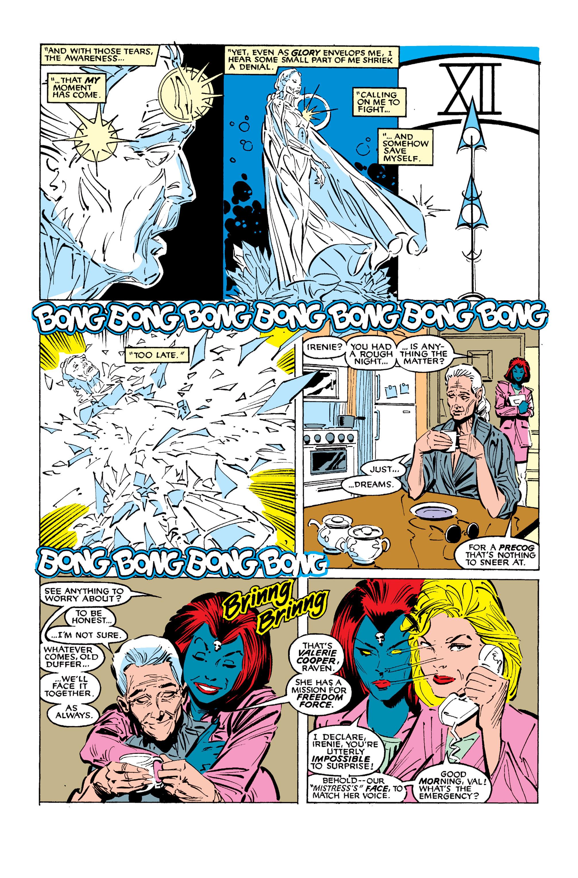 Read online Uncanny X-Men (1963) comic -  Issue #254 - 18