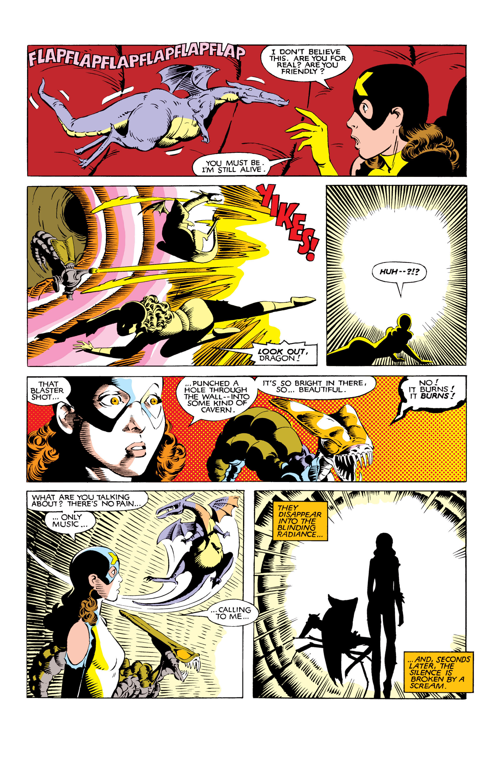 Read online Uncanny X-Men (1963) comic -  Issue #166 - 28