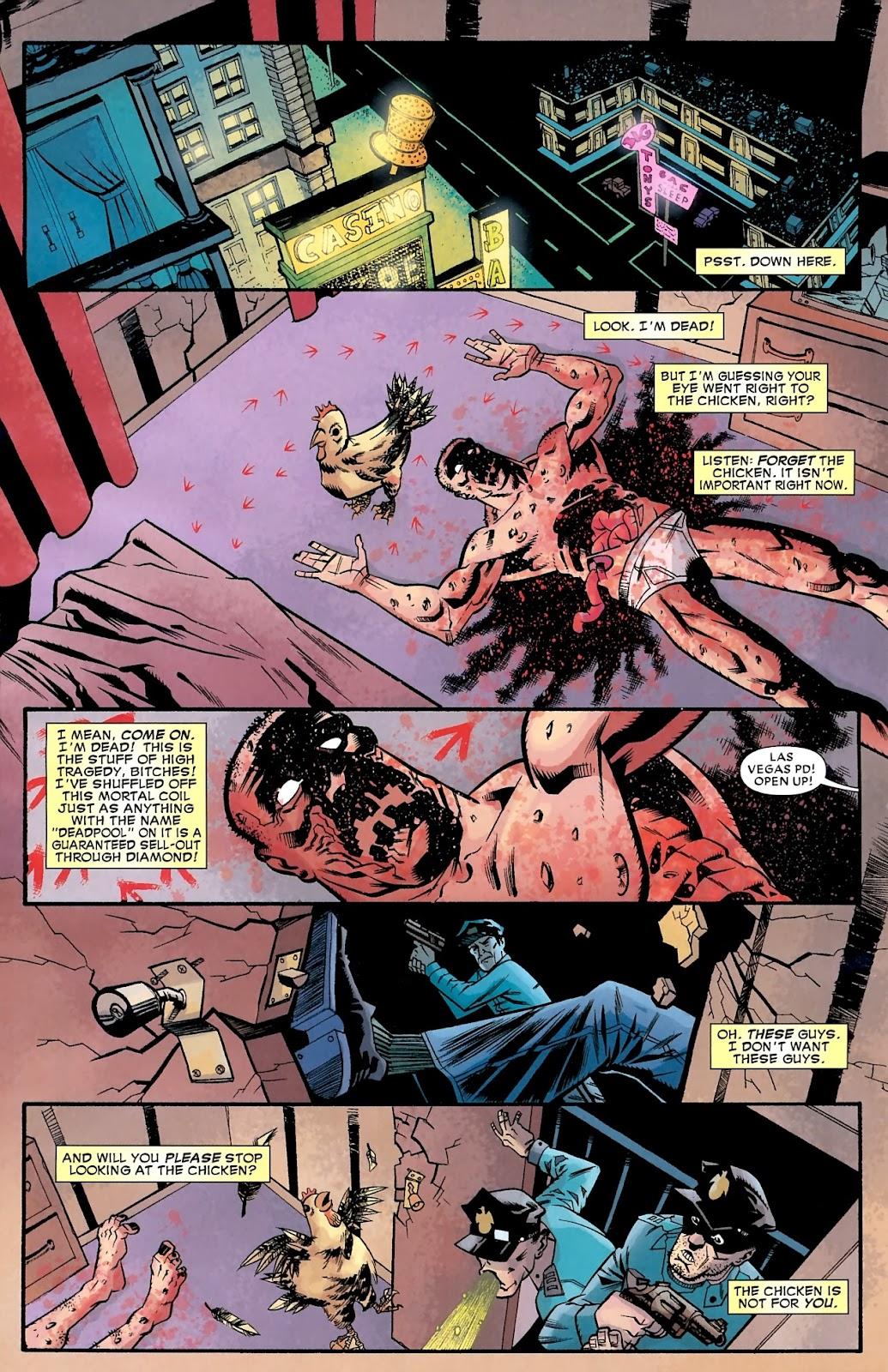 Read online Deadpool (2008) comic -  Issue #900 - 42