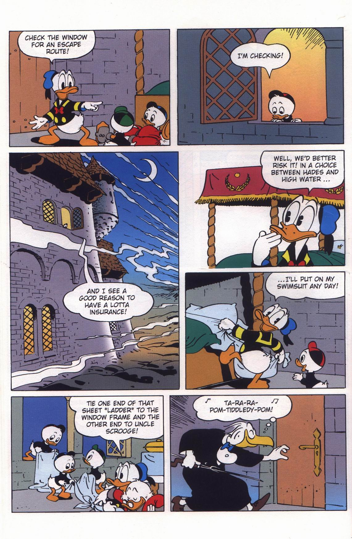 Read online Uncle Scrooge (1953) comic -  Issue #313 - 22