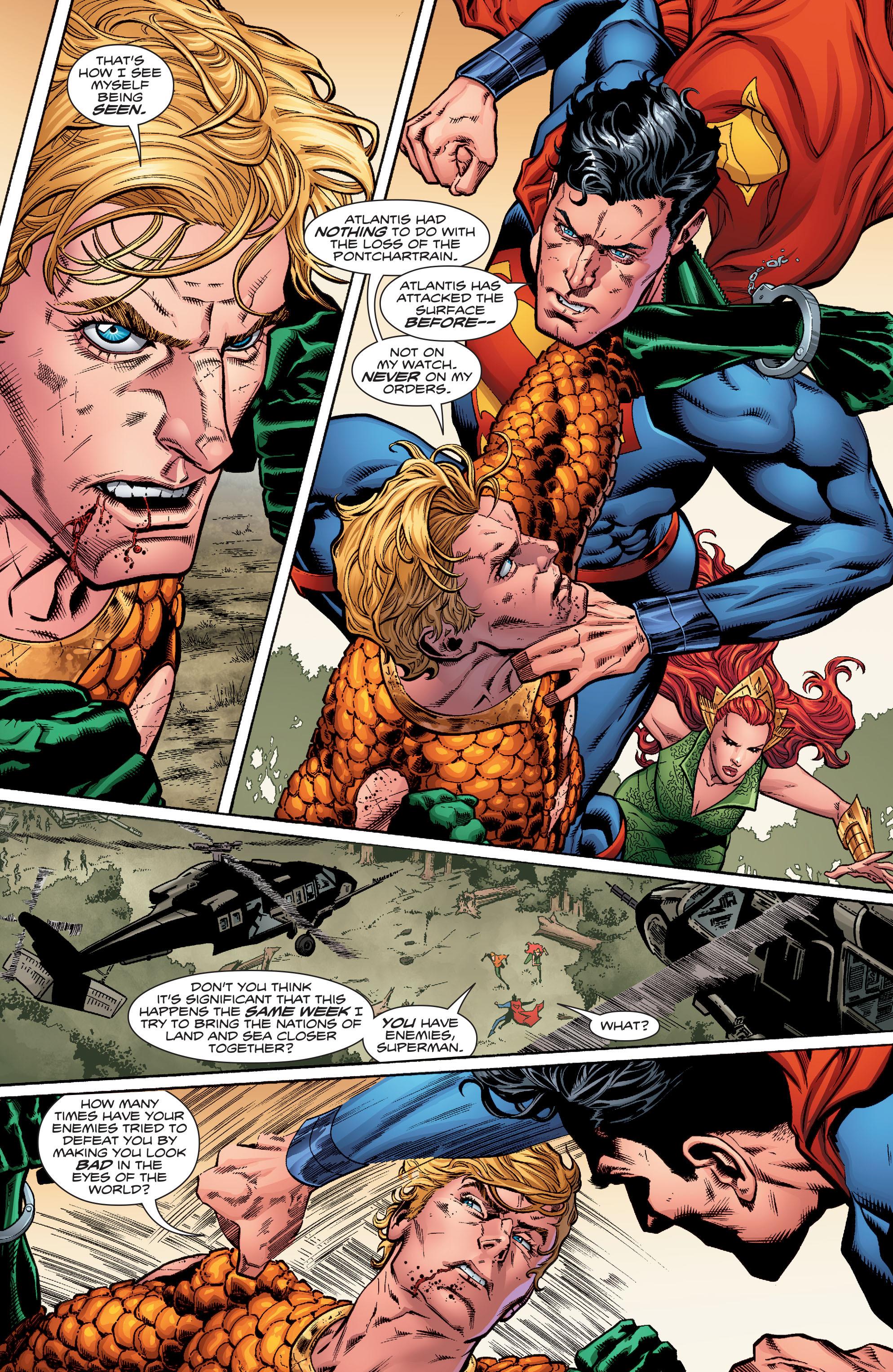 Read online Aquaman (2016) comic -  Issue #6 - 11