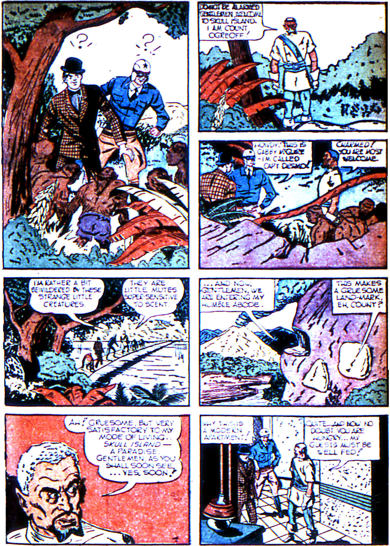 Read online Adventure Comics (1938) comic -  Issue #43 - 39