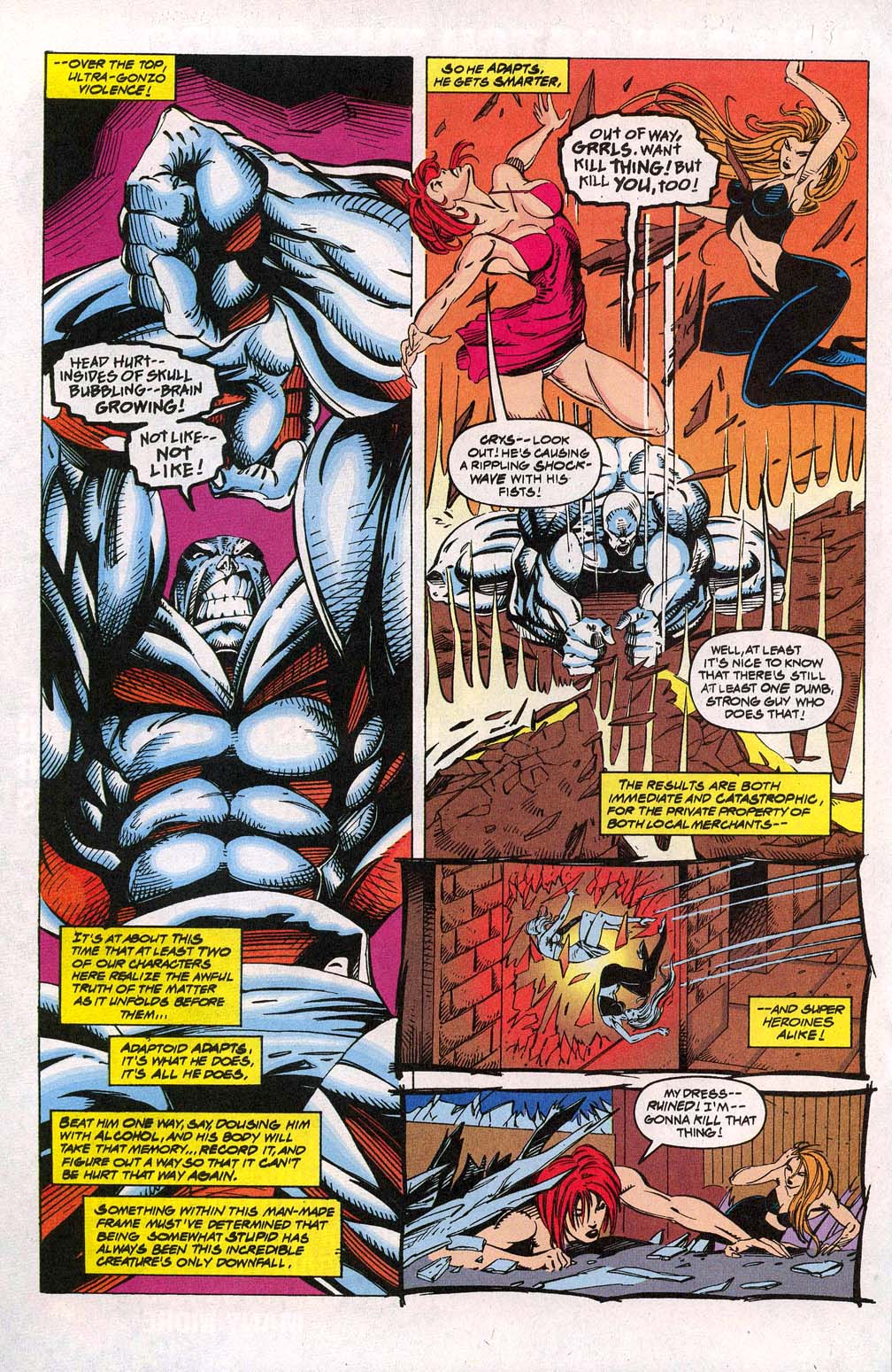 Avengers Unplugged issue 3 - Page 14